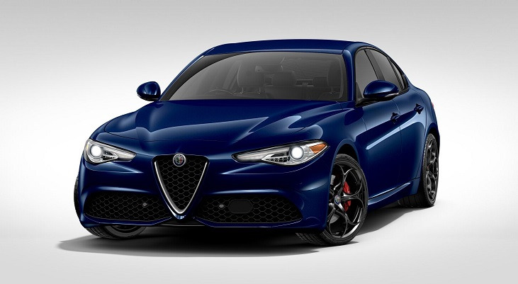 New 2017 Alfa Romeo Giulia Ti Q4 For Sale In Westport, CT