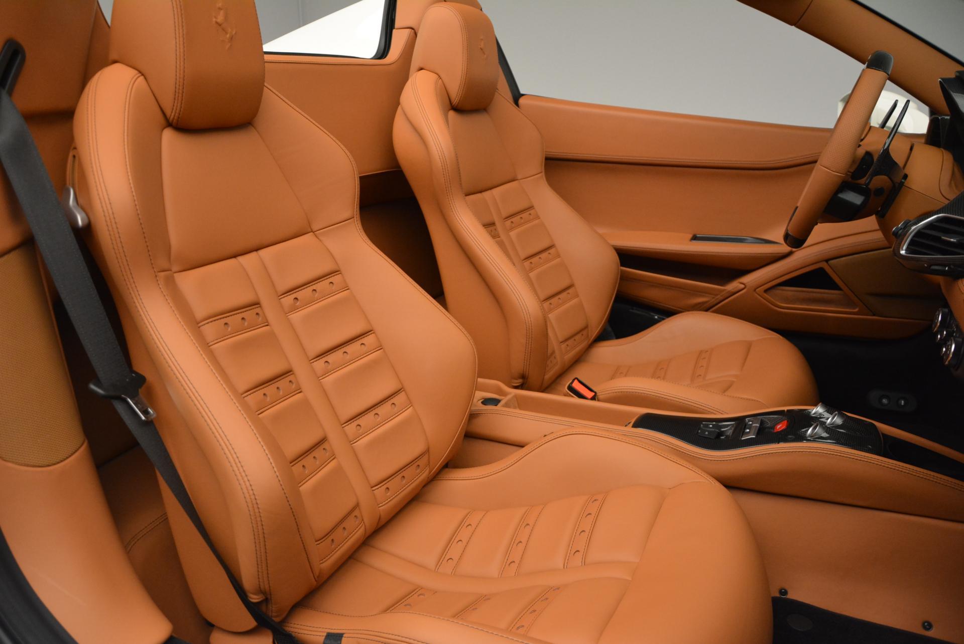 Used 2012 Ferrari 458 Spider  For Sale In Westport, CT 133_p31