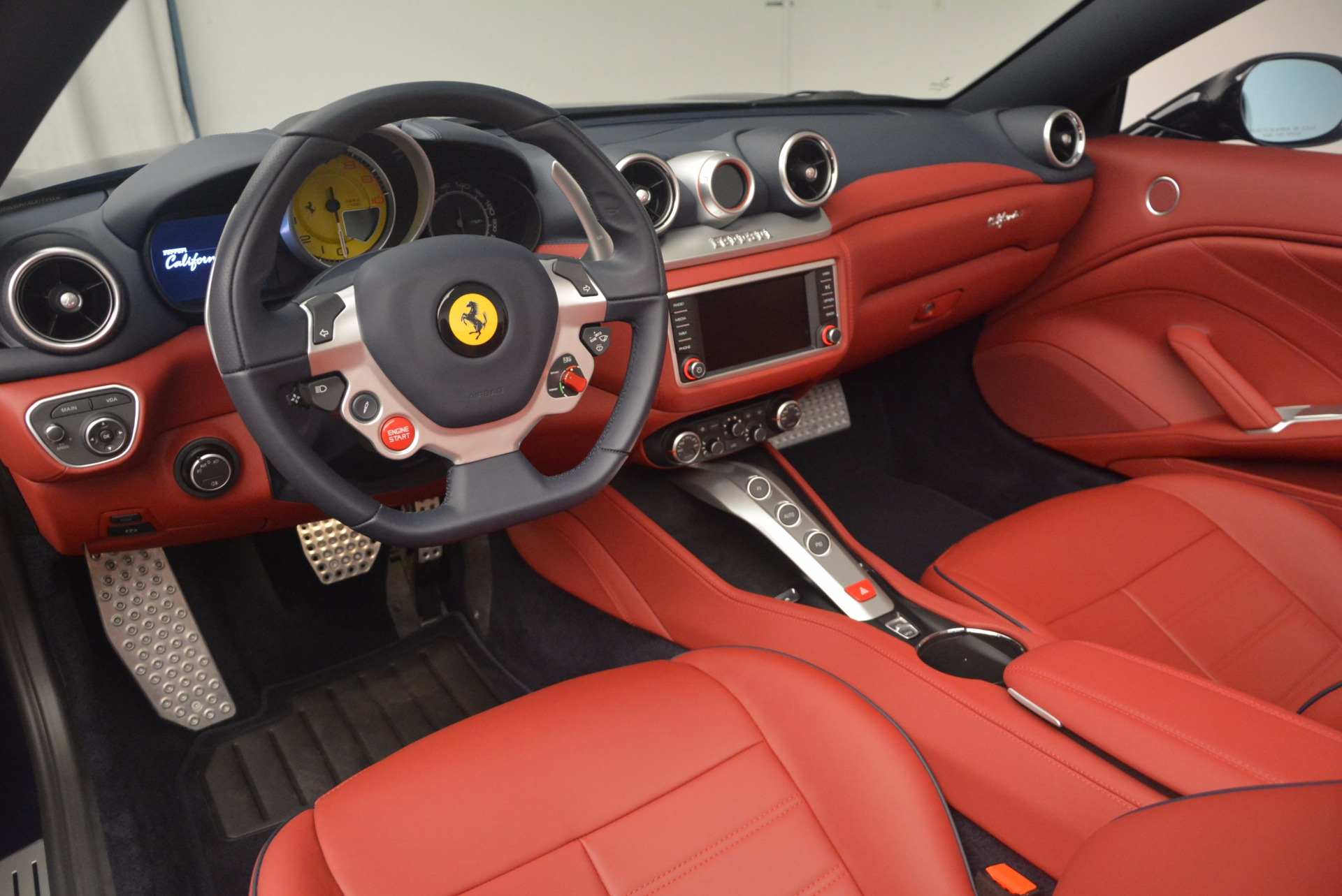 Used 2017 Ferrari California T  For Sale In Westport, CT 1330_p25