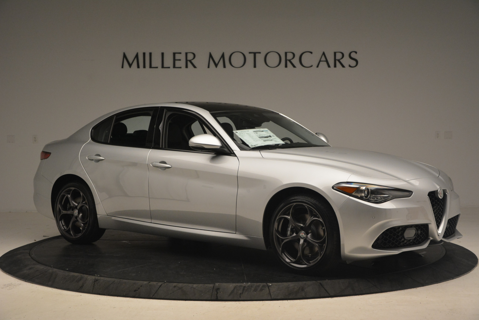 New 2017 Alfa Romeo Giulia Ti Sport Q4 For Sale In Westport, CT 1333_p10