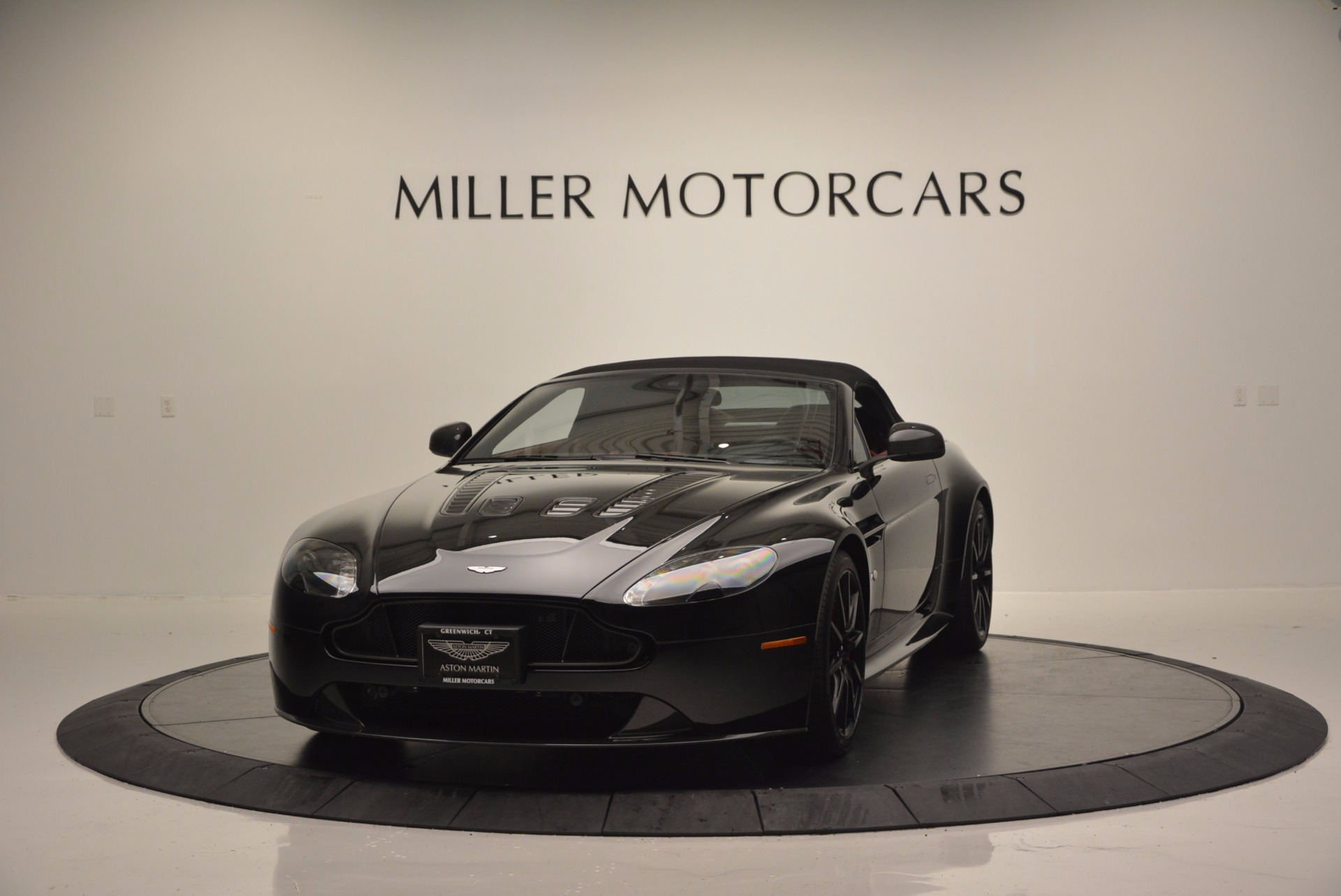 Used 2015 Aston Martin V12 Vantage S Roadster For Sale In Westport, CT 1335_p13