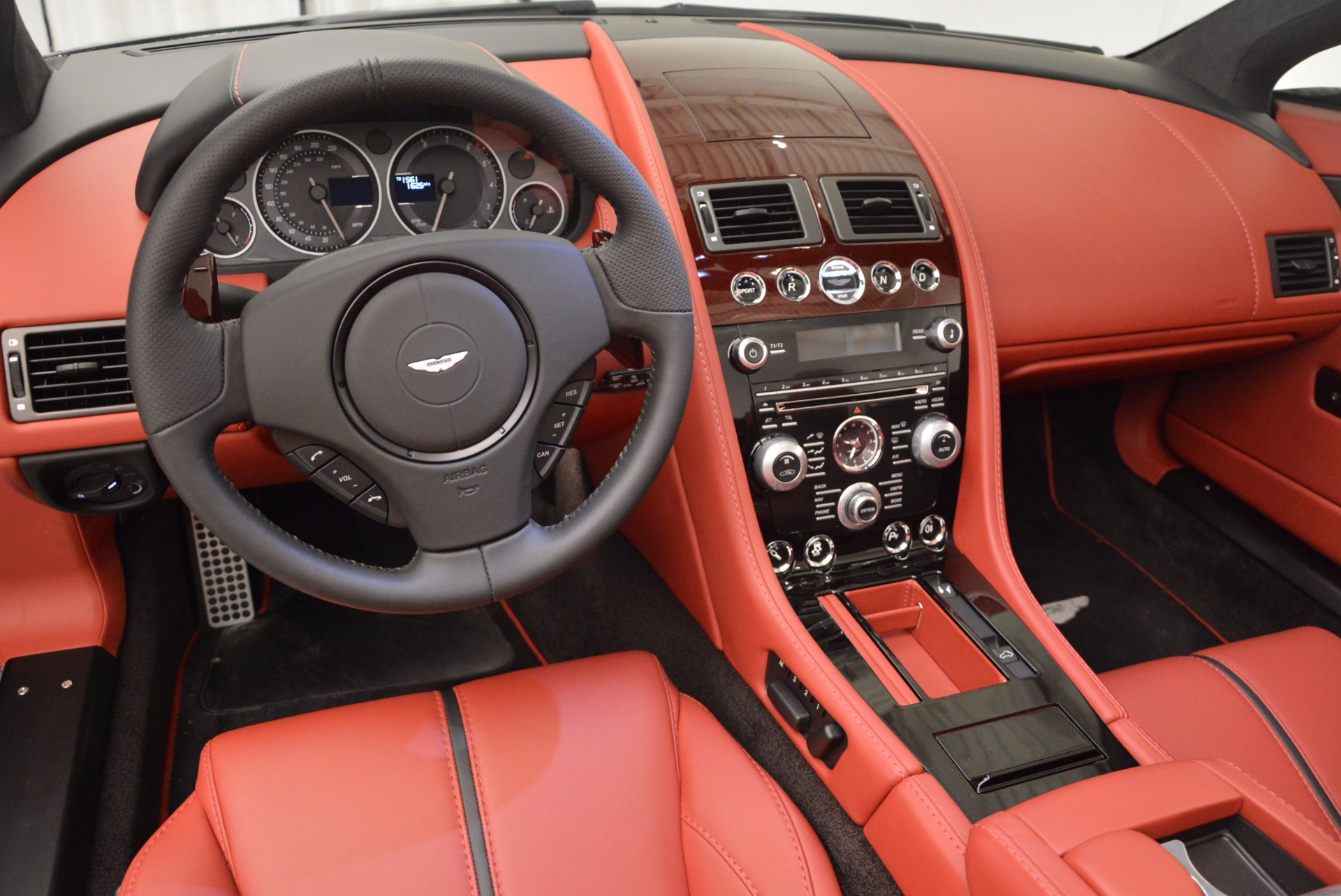Used 2015 Aston Martin V12 Vantage S Roadster For Sale In Westport, CT 1335_p21