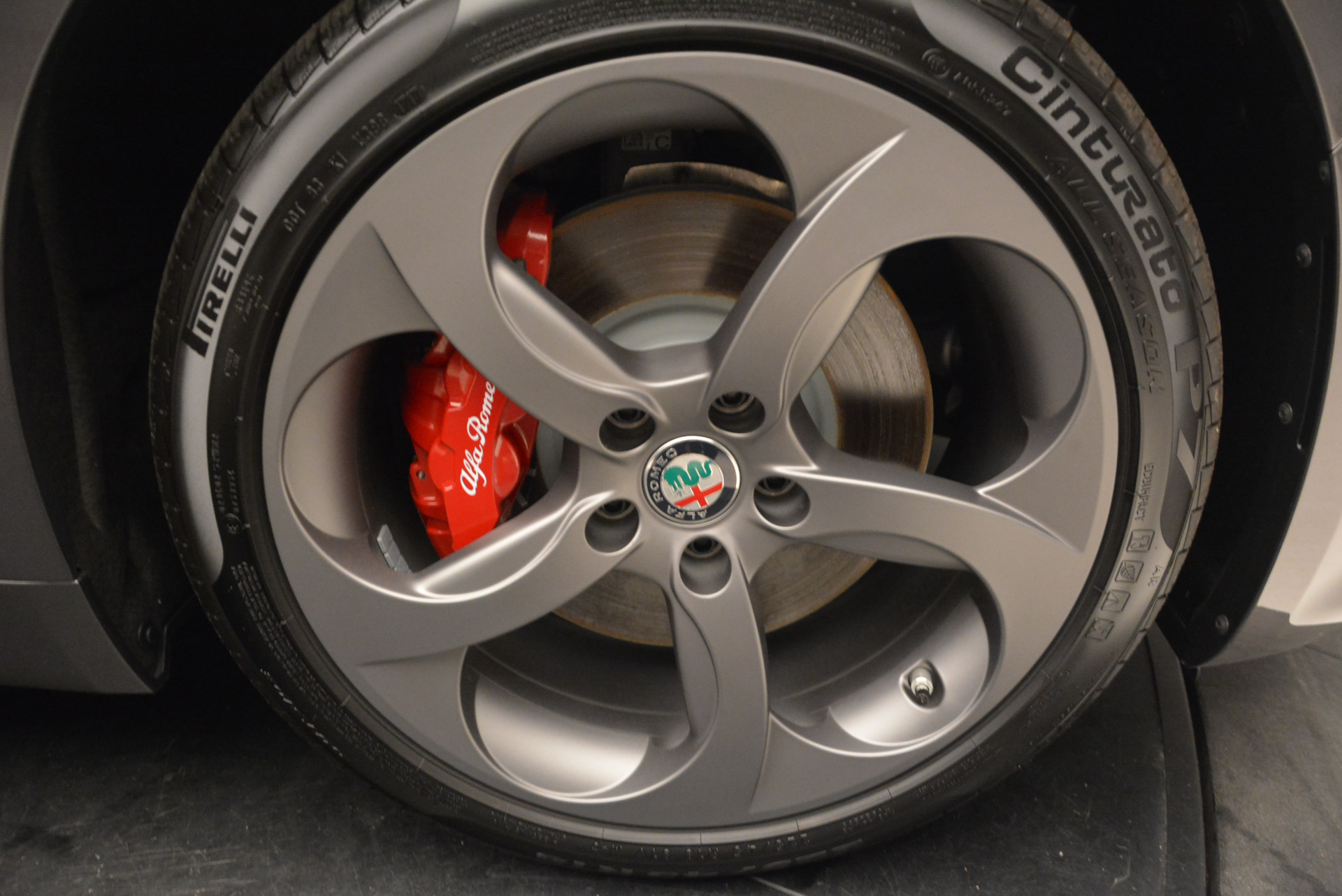 New 2017 Alfa Romeo Giulia Ti Q4 For Sale In Westport, CT 1336_p25