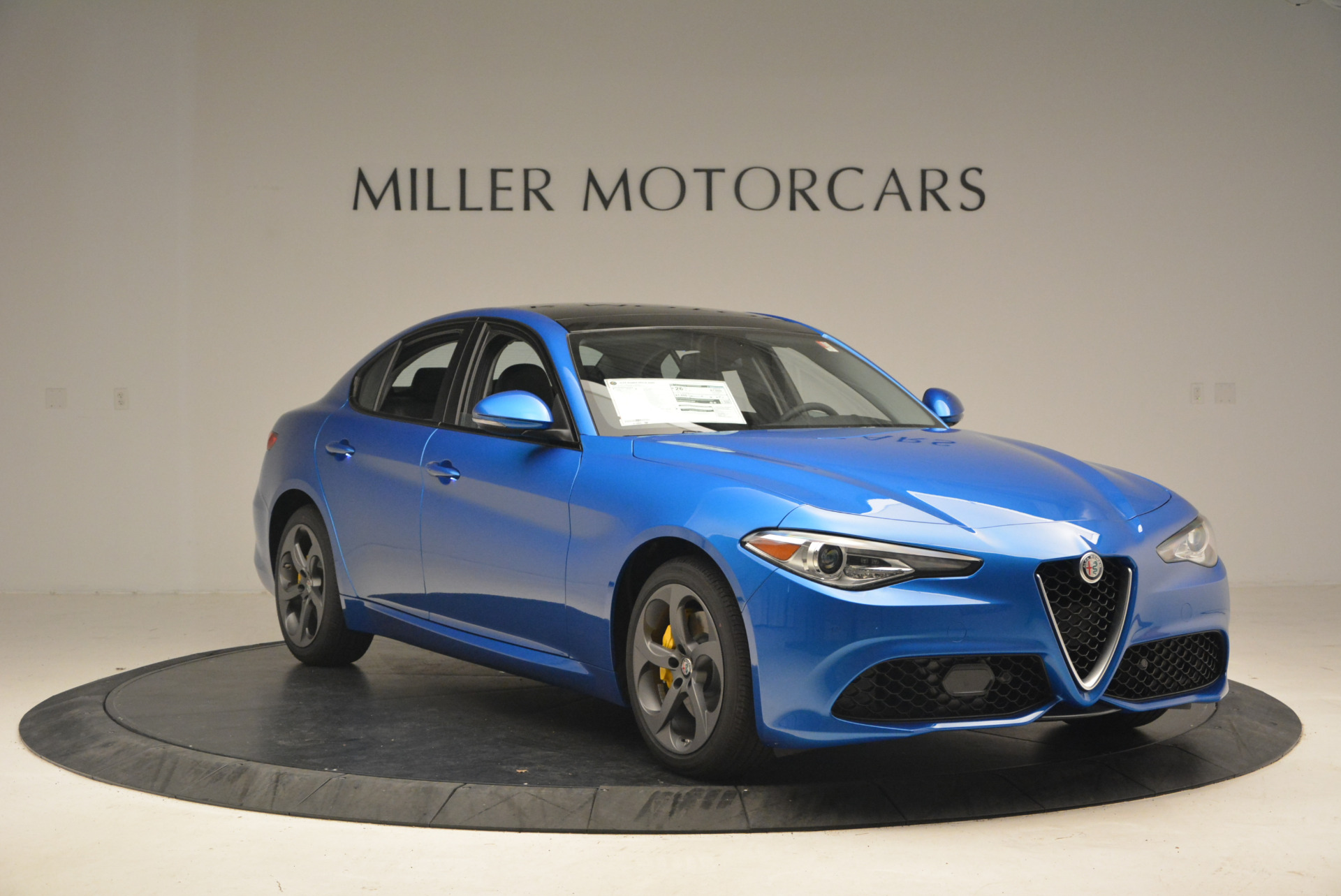 New 2017 Alfa Romeo Giulia Q4 For Sale In Westport, CT 1338_p11