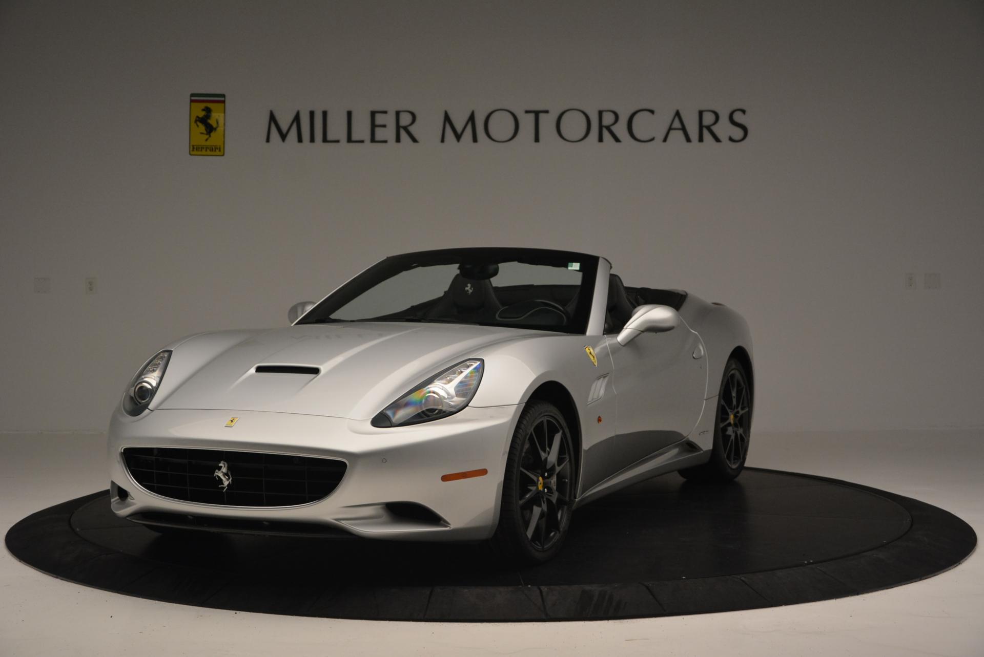 Used 2012 Ferrari California  For Sale In Westport, CT 134_main