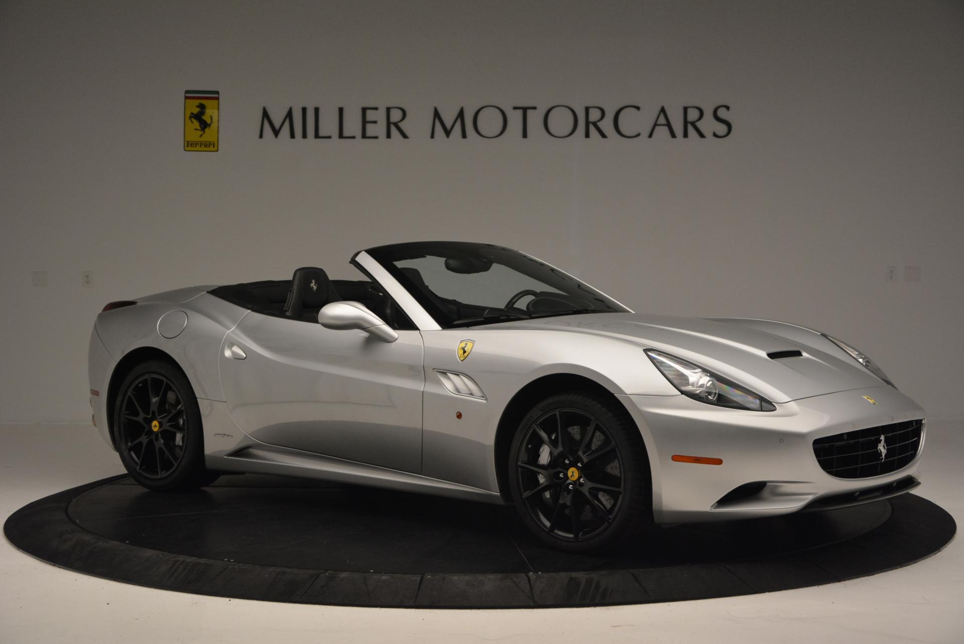 Used 2012 Ferrari California  For Sale In Westport, CT 134_p10
