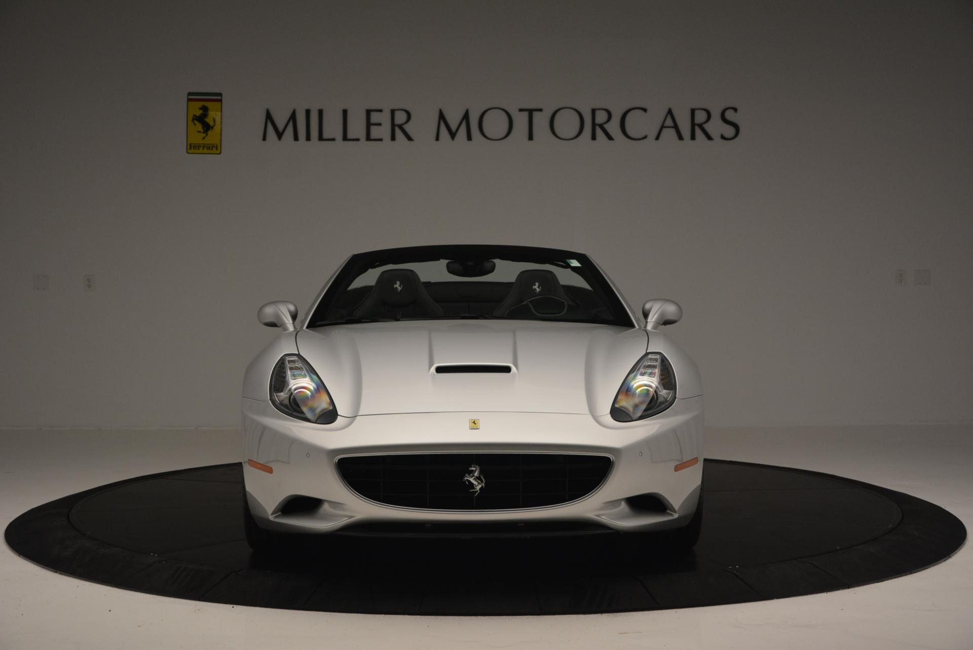 Used 2012 Ferrari California  For Sale In Westport, CT 134_p12
