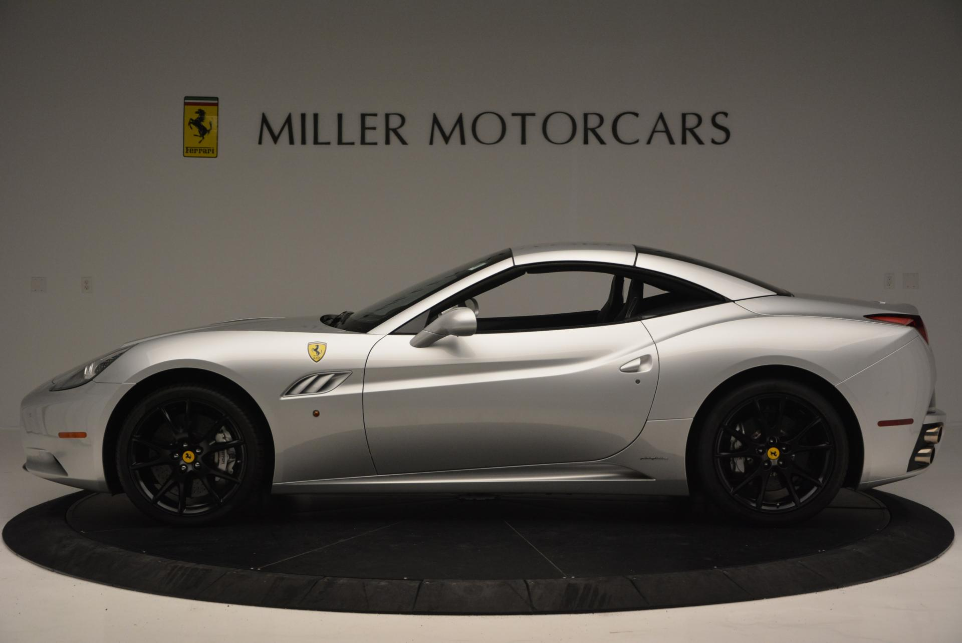 Used 2012 Ferrari California  For Sale In Westport, CT 134_p15