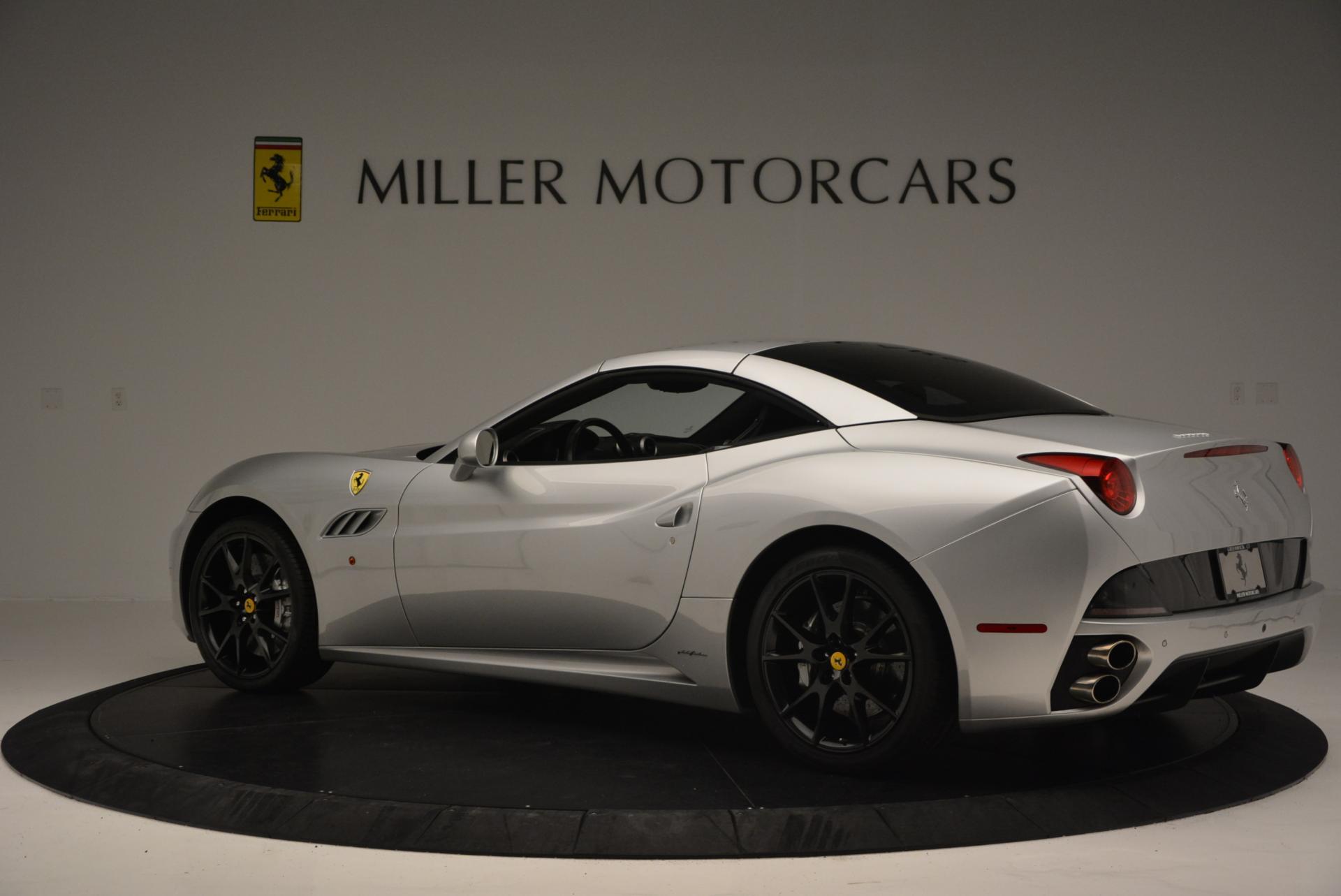 Used 2012 Ferrari California  For Sale In Westport, CT 134_p16