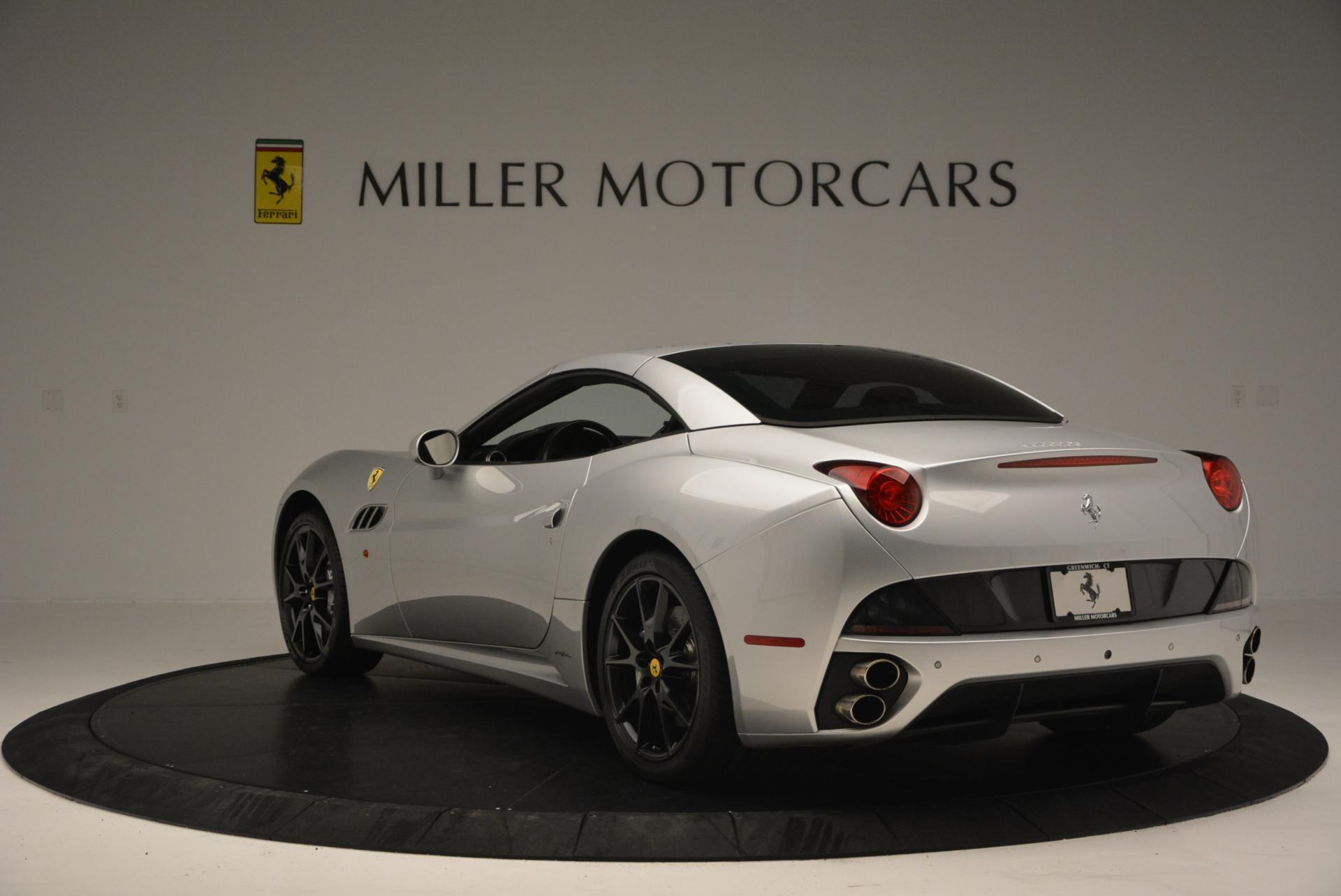 Used 2012 Ferrari California  For Sale In Westport, CT 134_p17