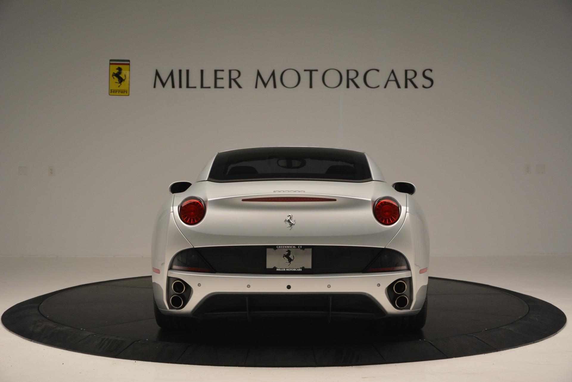 Used 2012 Ferrari California  For Sale In Westport, CT 134_p18