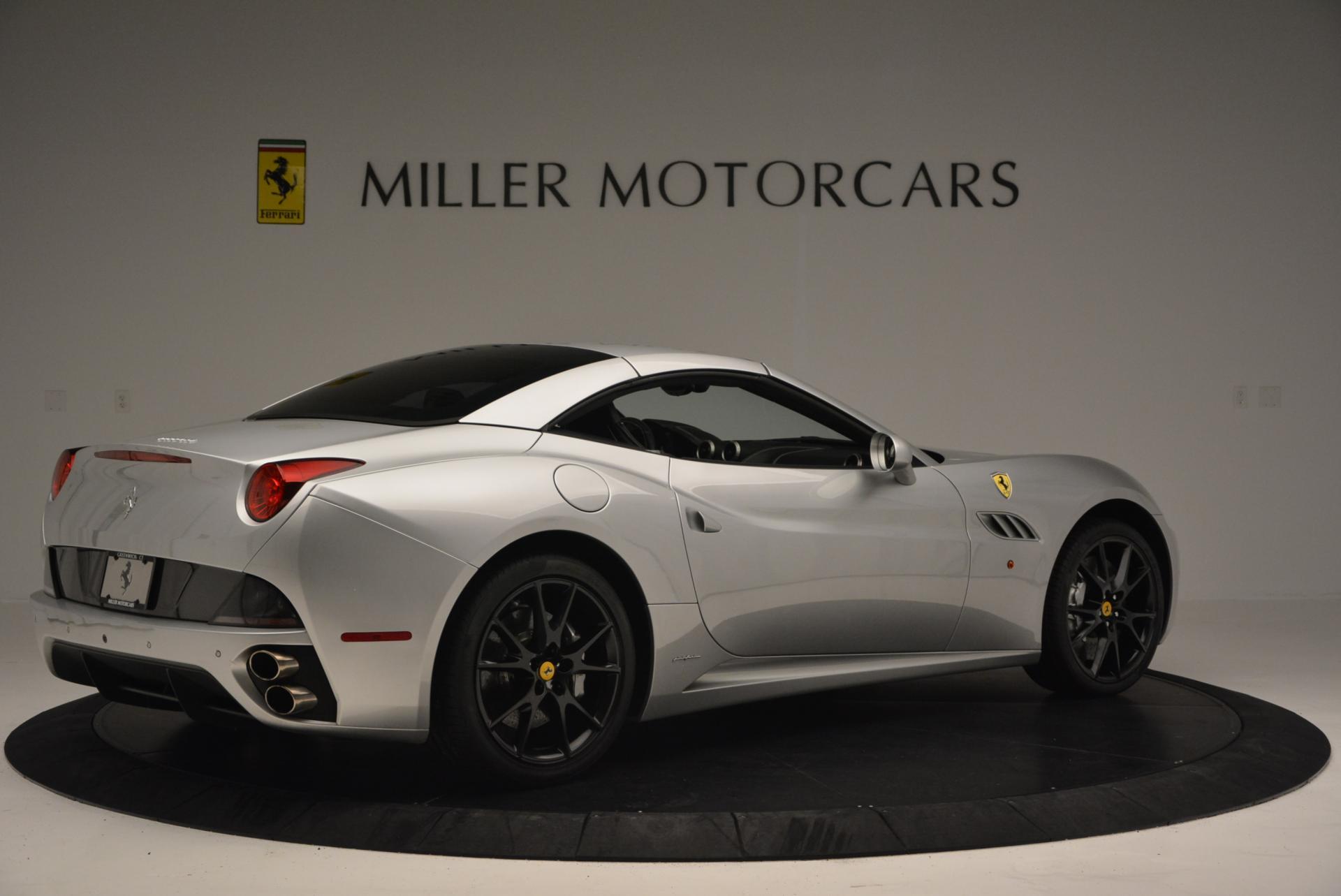 Used 2012 Ferrari California  For Sale In Westport, CT 134_p20