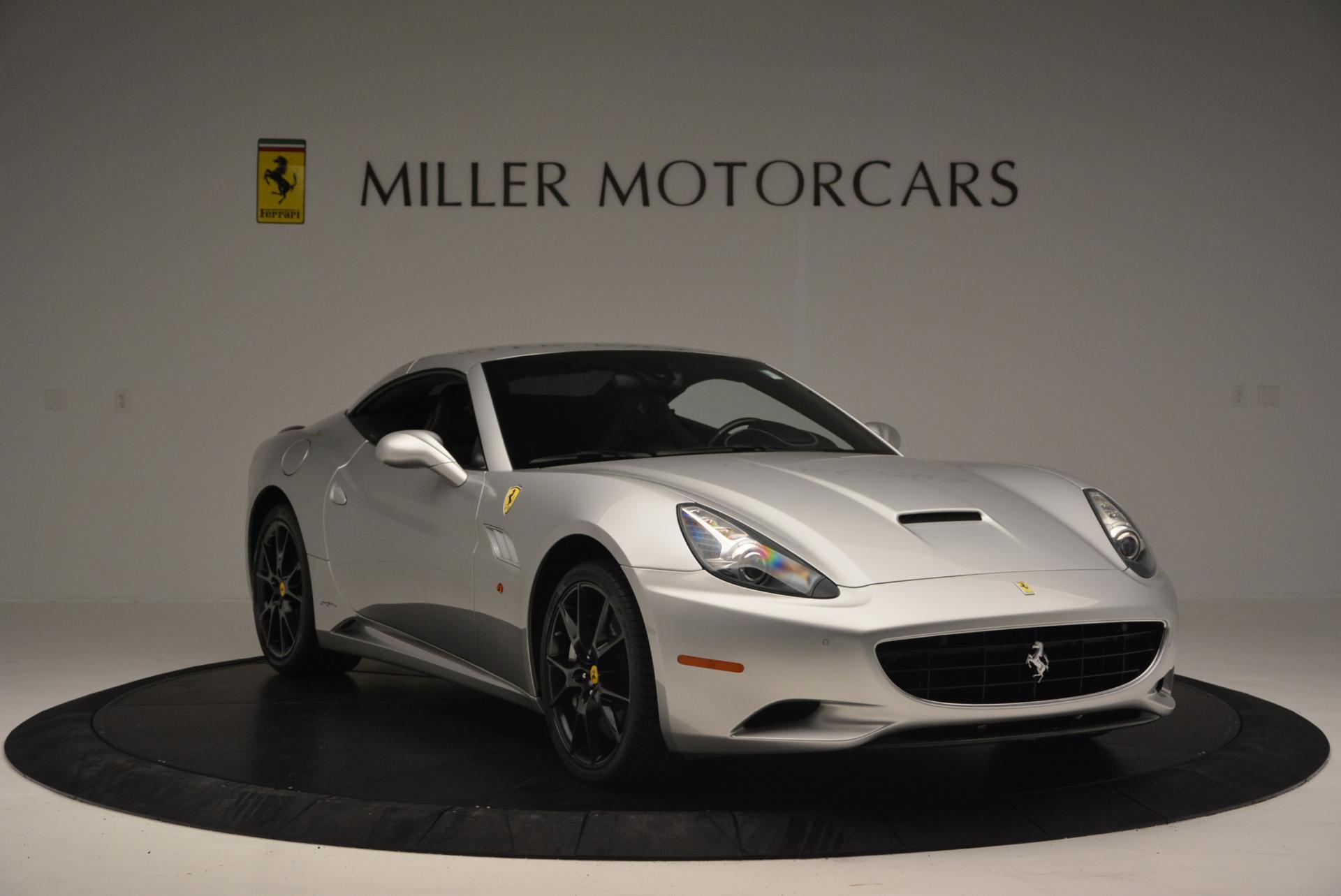 Used 2012 Ferrari California  For Sale In Westport, CT 134_p23