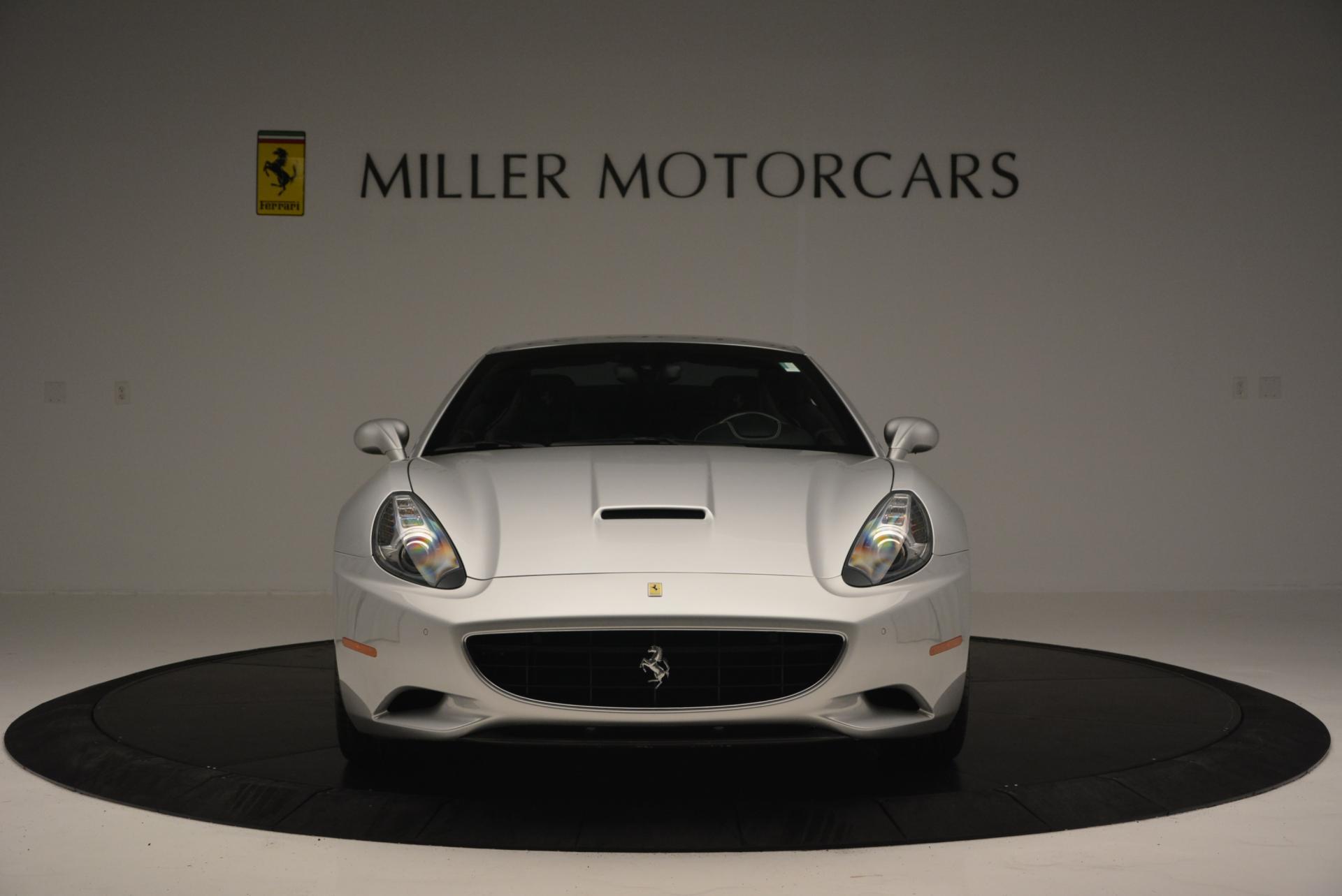 Used 2012 Ferrari California  For Sale In Westport, CT 134_p24