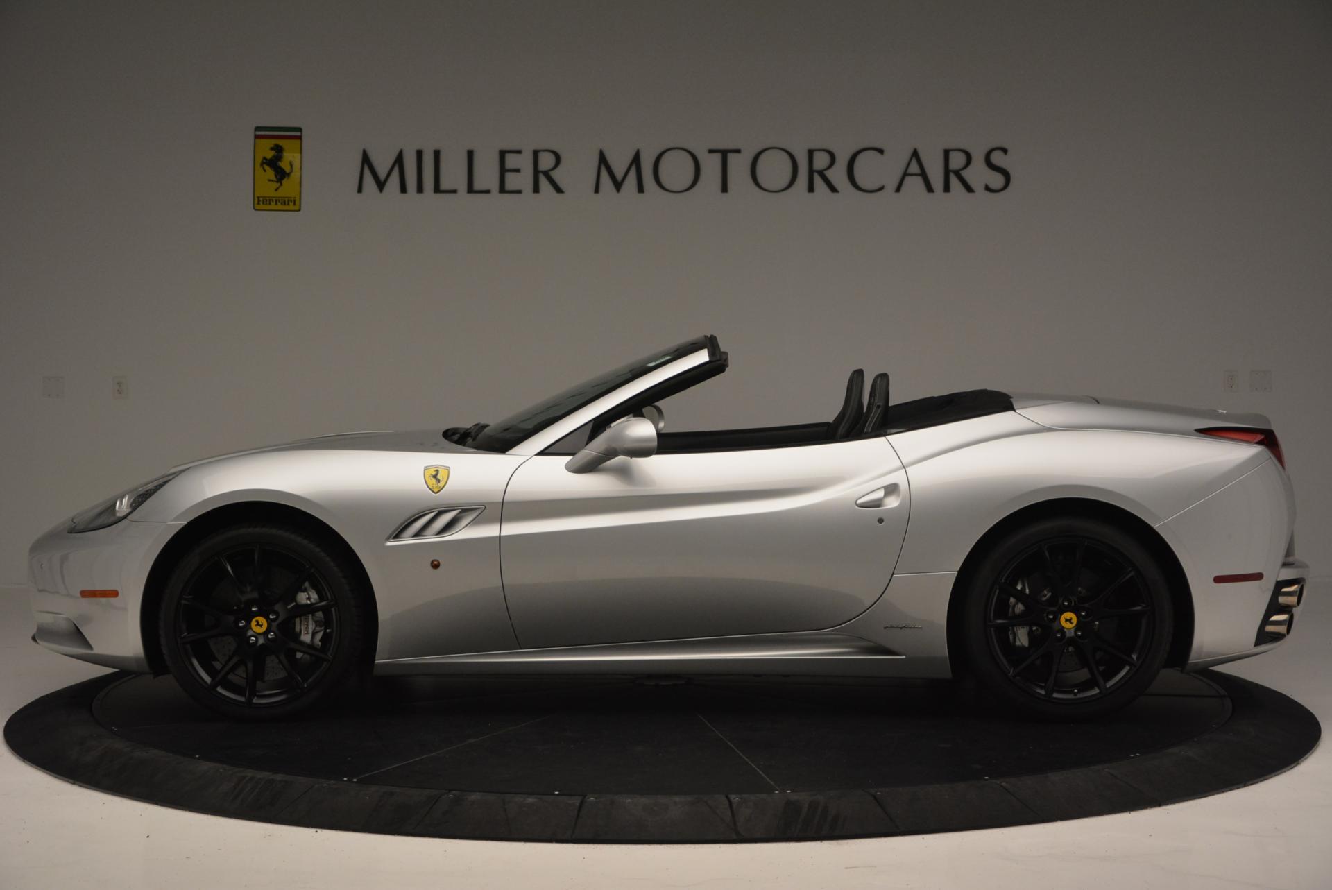 Used 2012 Ferrari California  For Sale In Westport, CT 134_p3