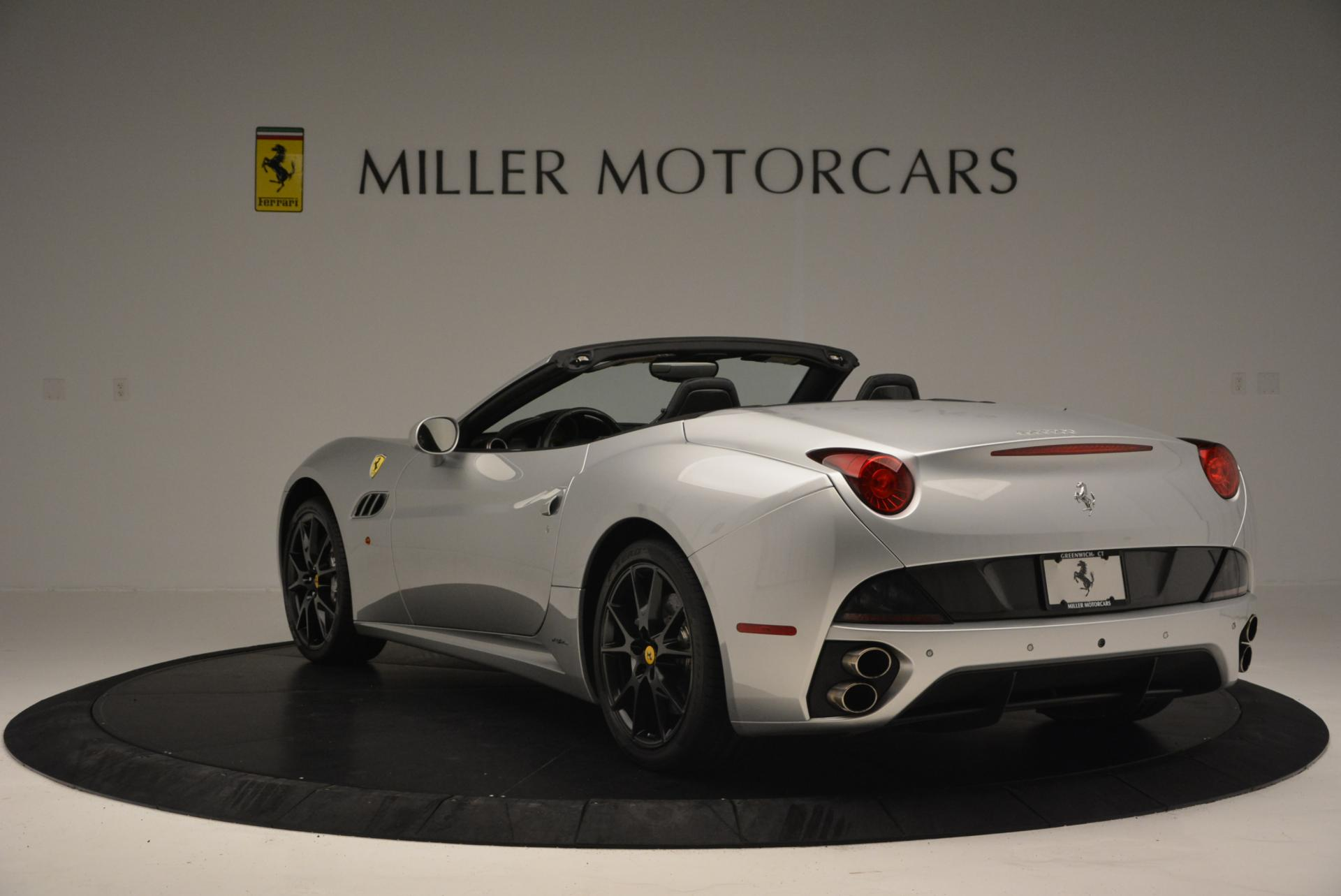 Used 2012 Ferrari California  For Sale In Westport, CT 134_p5