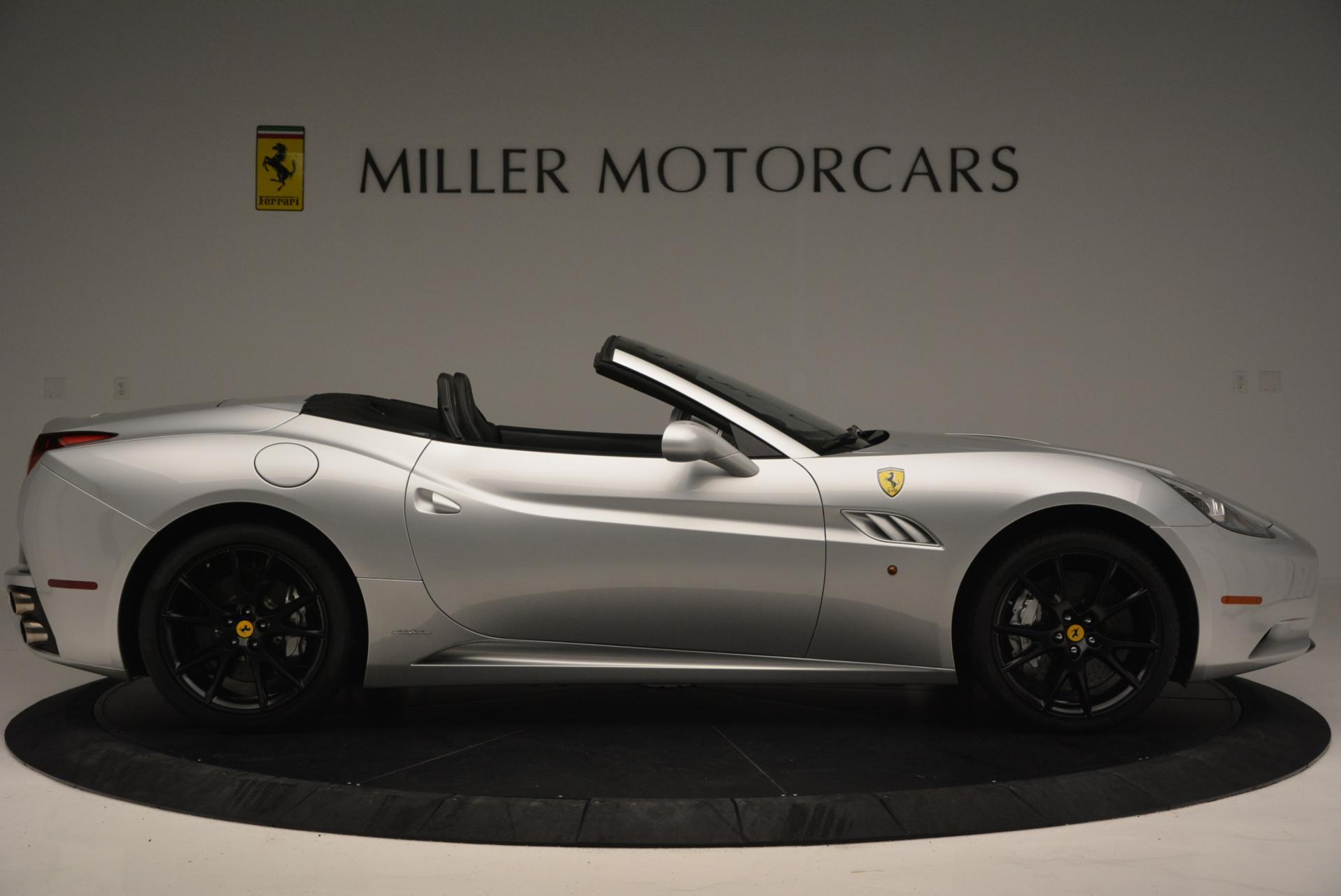 Used 2012 Ferrari California  For Sale In Westport, CT 134_p9