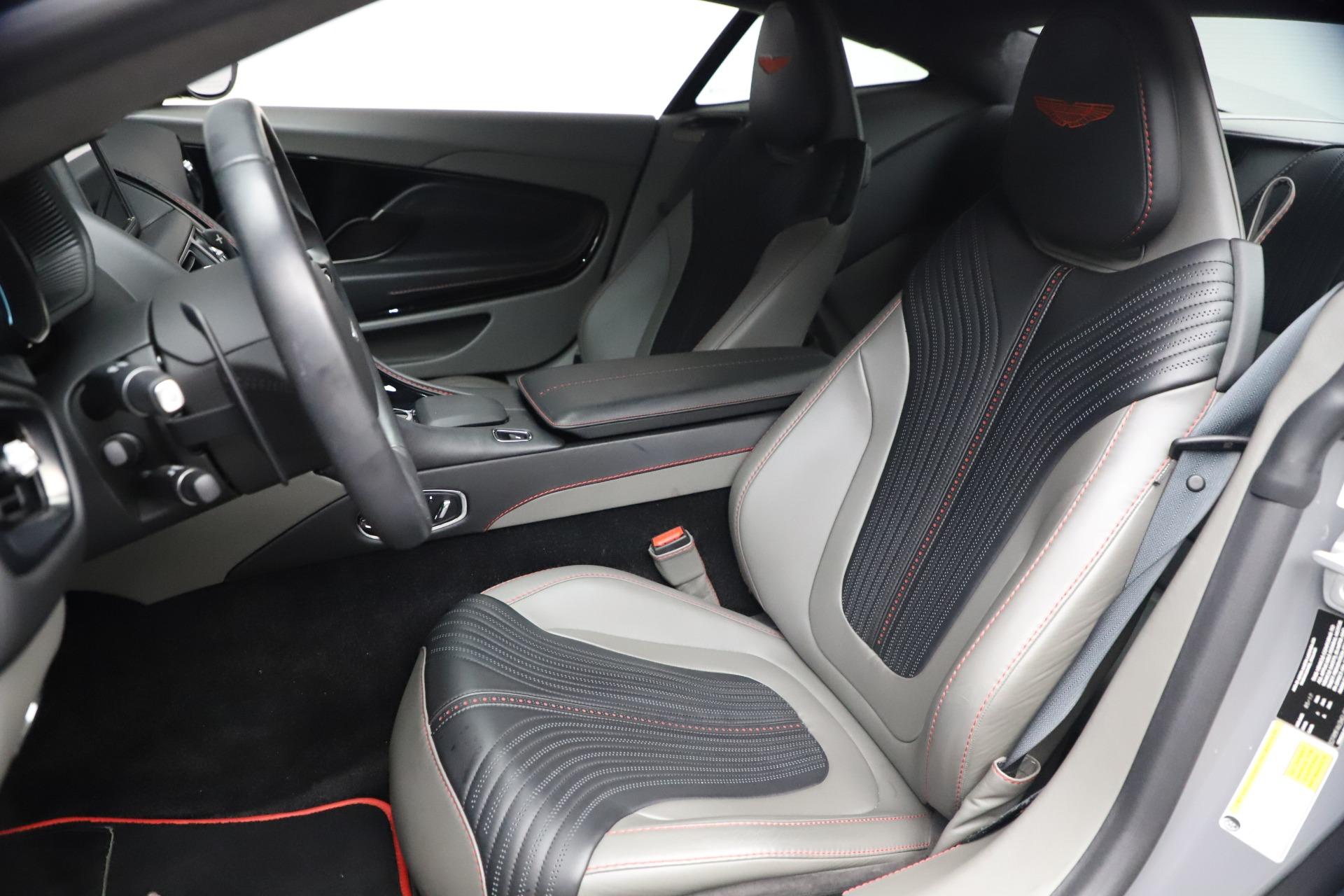 New 2017 Aston Martin DB11  For Sale In Westport, CT 1340_p15