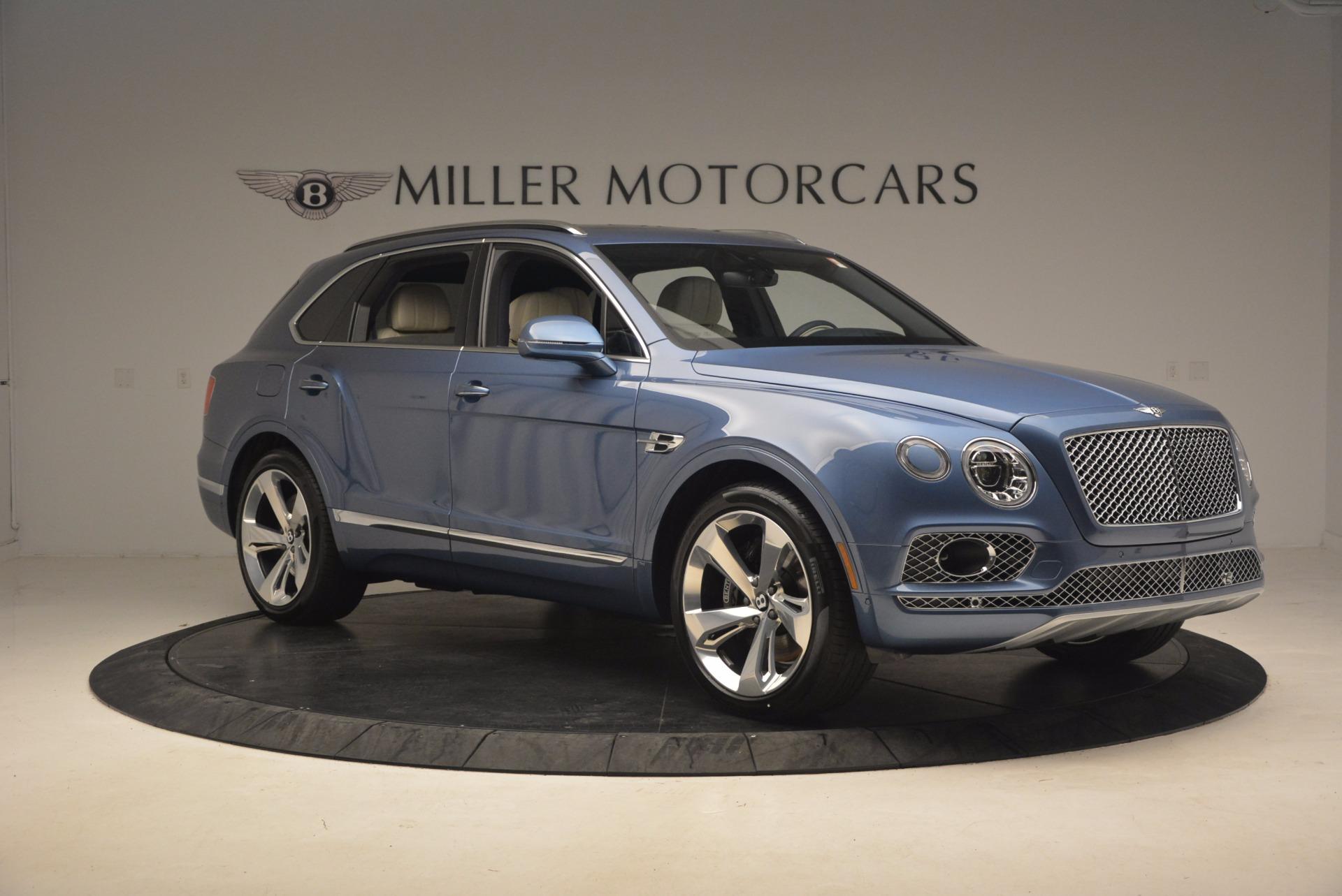 New 2018 Bentley Bentayga  For Sale In Westport, CT 1342_p10