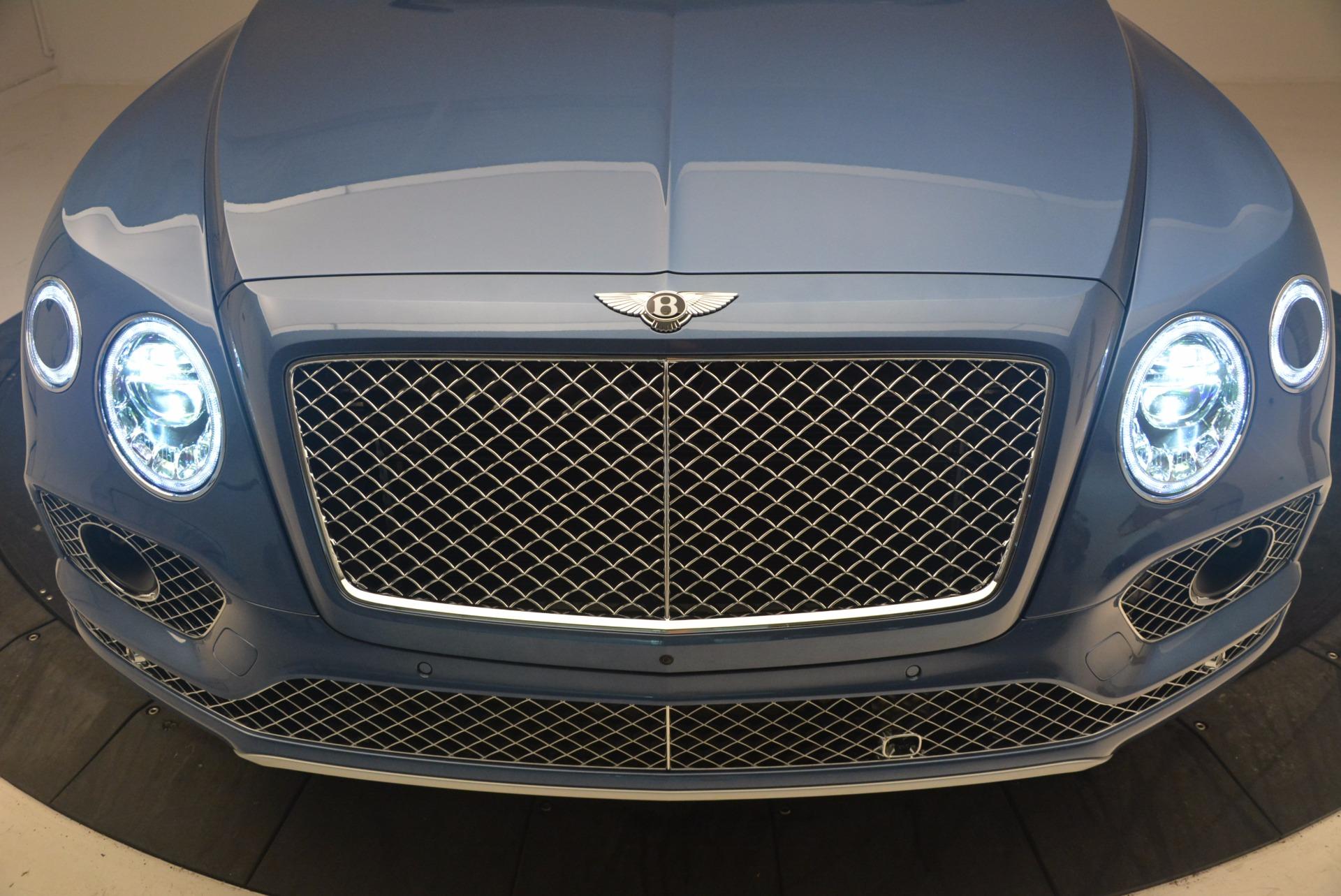 New 2018 Bentley Bentayga  For Sale In Westport, CT 1342_p14