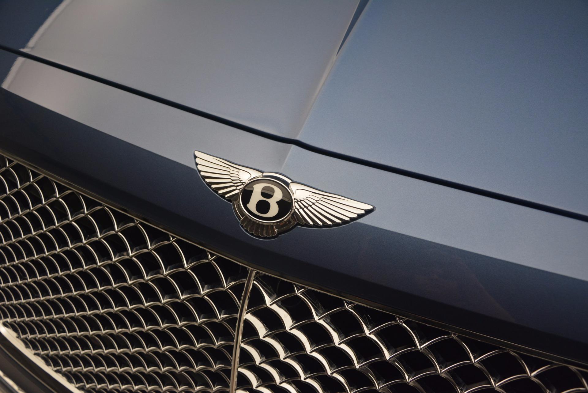New 2018 Bentley Bentayga  For Sale In Westport, CT 1342_p17