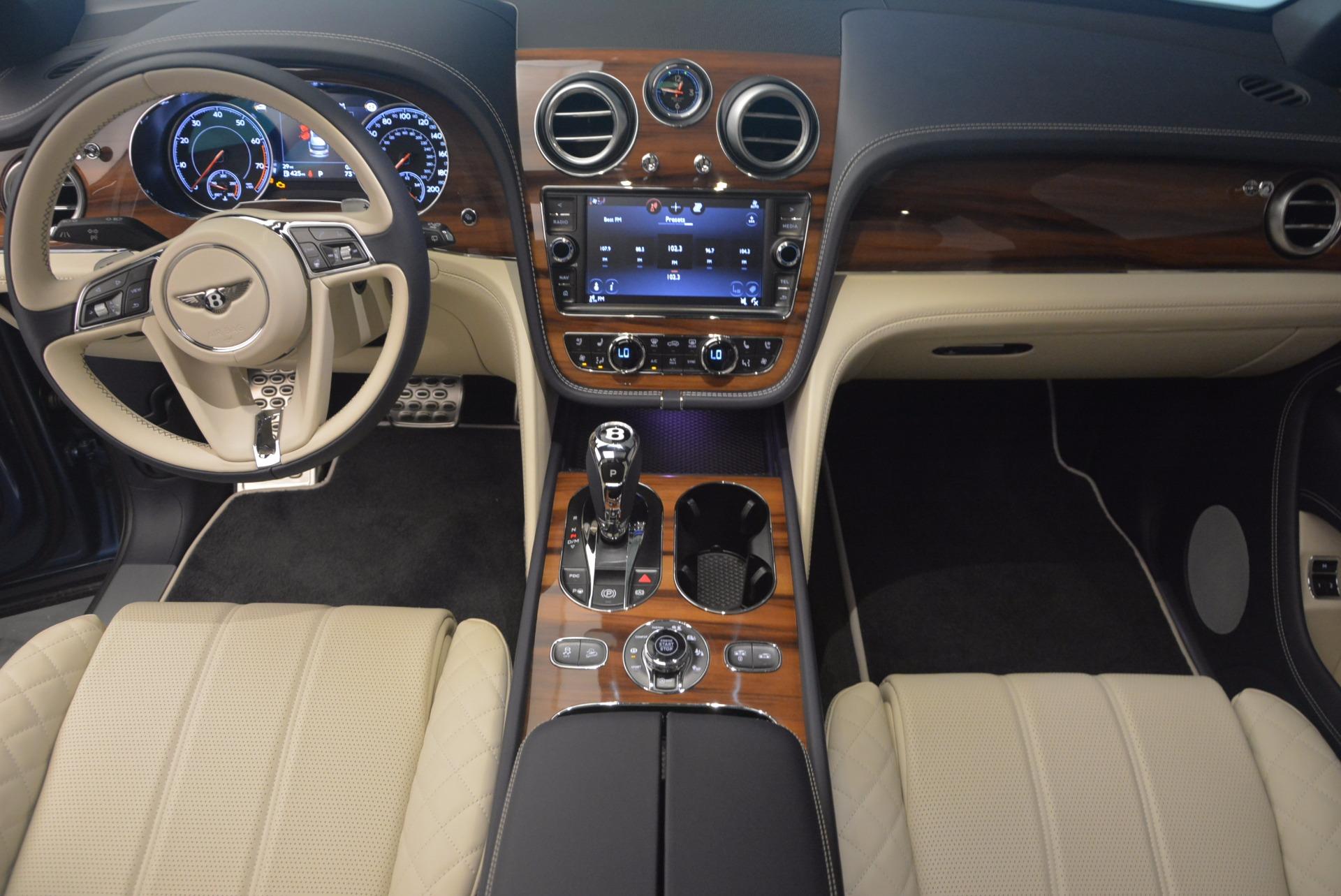 New 2018 Bentley Bentayga  For Sale In Westport, CT 1342_p26