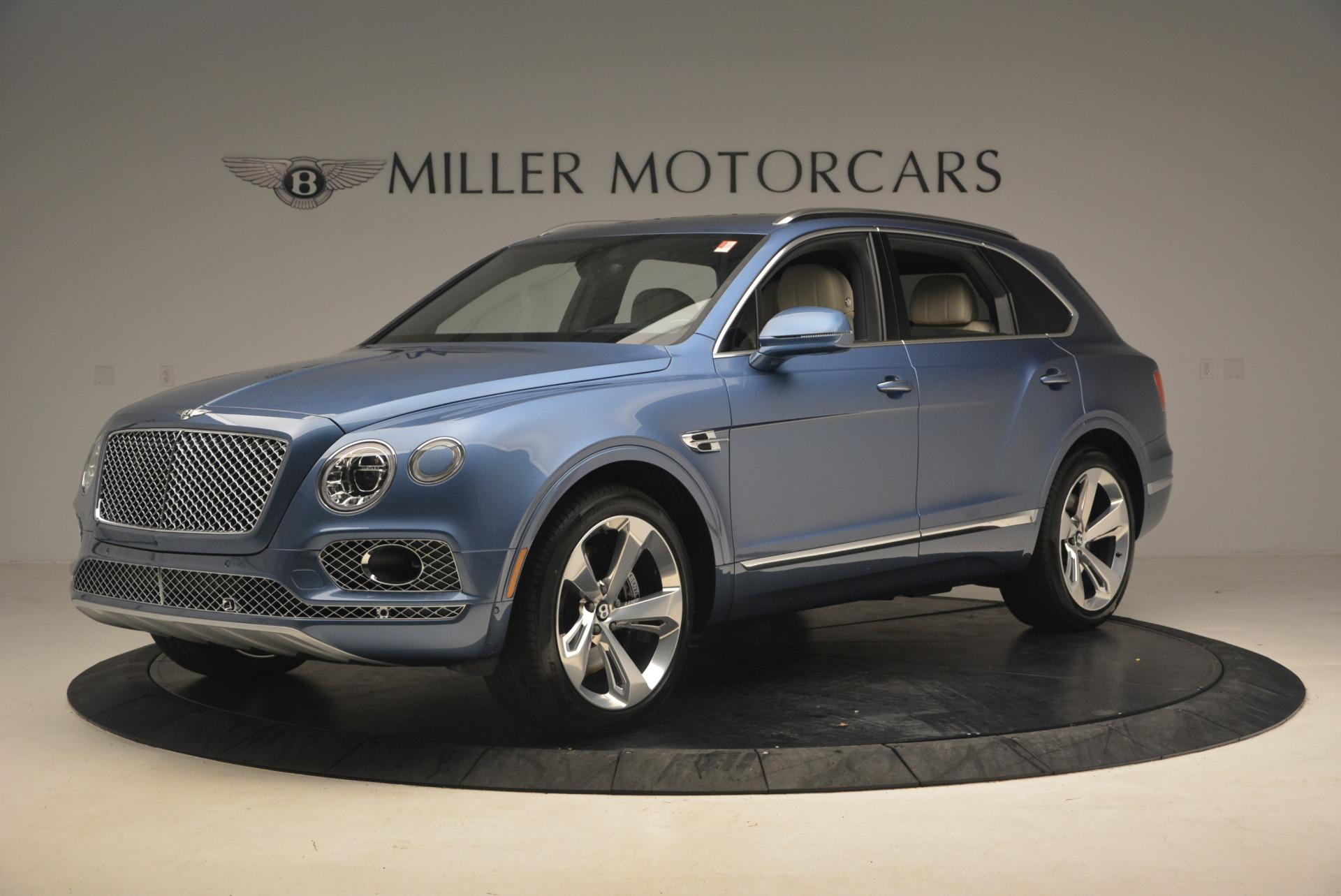 New 2018 Bentley Bentayga  For Sale In Westport, CT 1342_p2