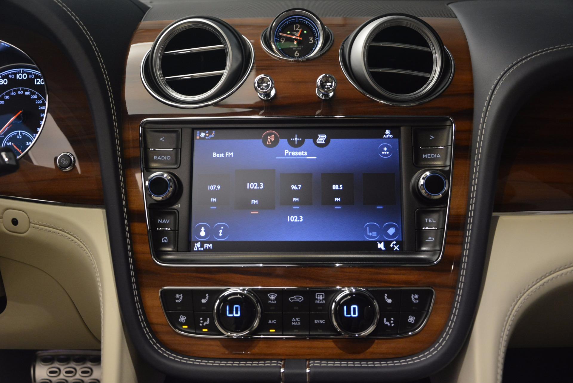 New 2018 Bentley Bentayga  For Sale In Westport, CT 1342_p30