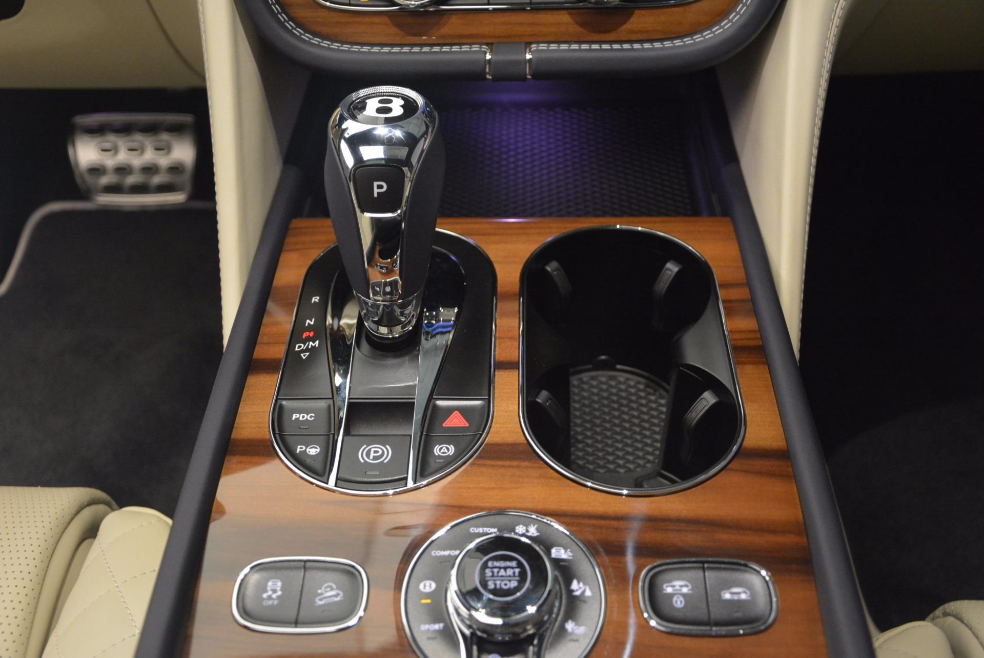 New 2018 Bentley Bentayga  For Sale In Westport, CT 1342_p31