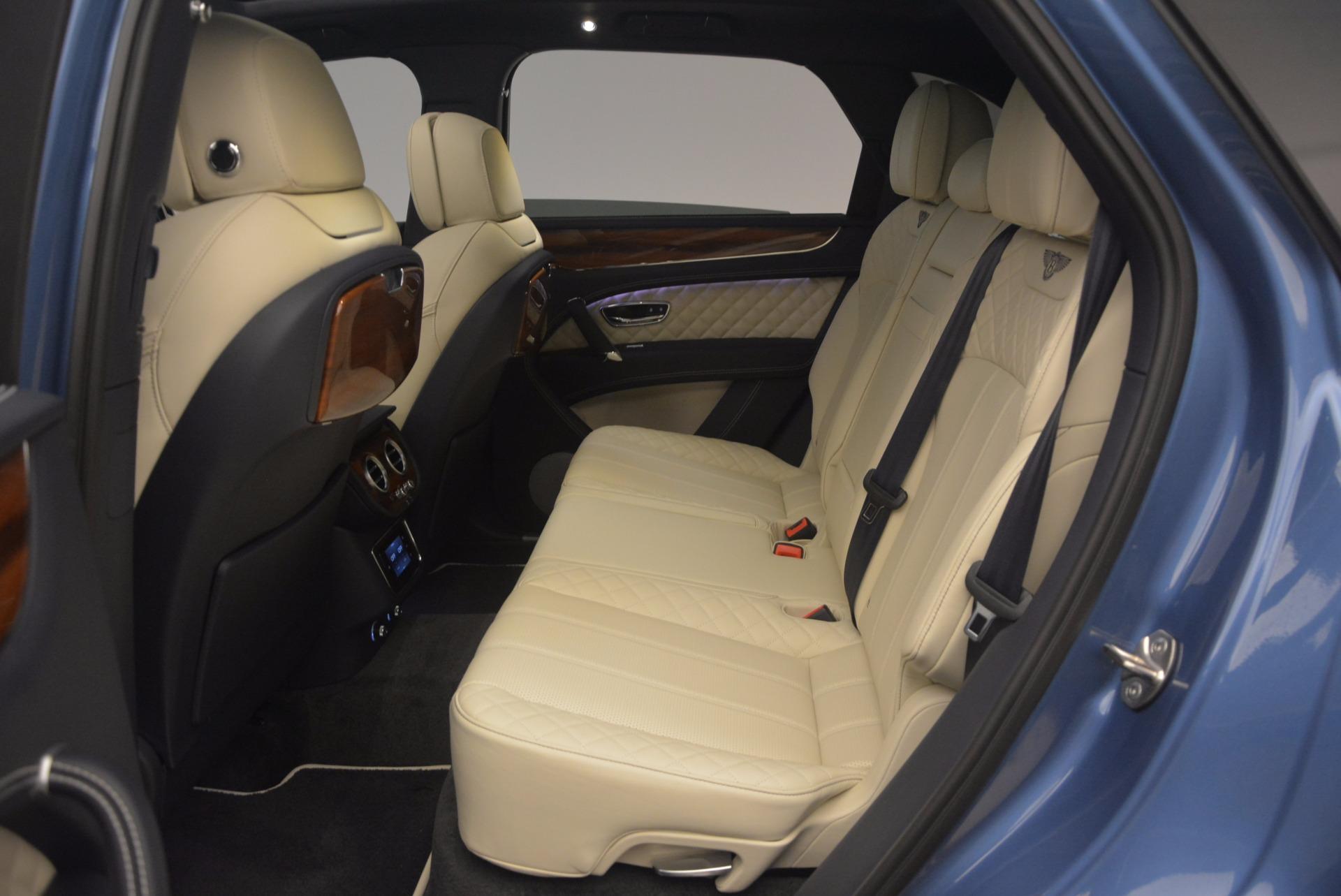 New 2018 Bentley Bentayga  For Sale In Westport, CT 1342_p36