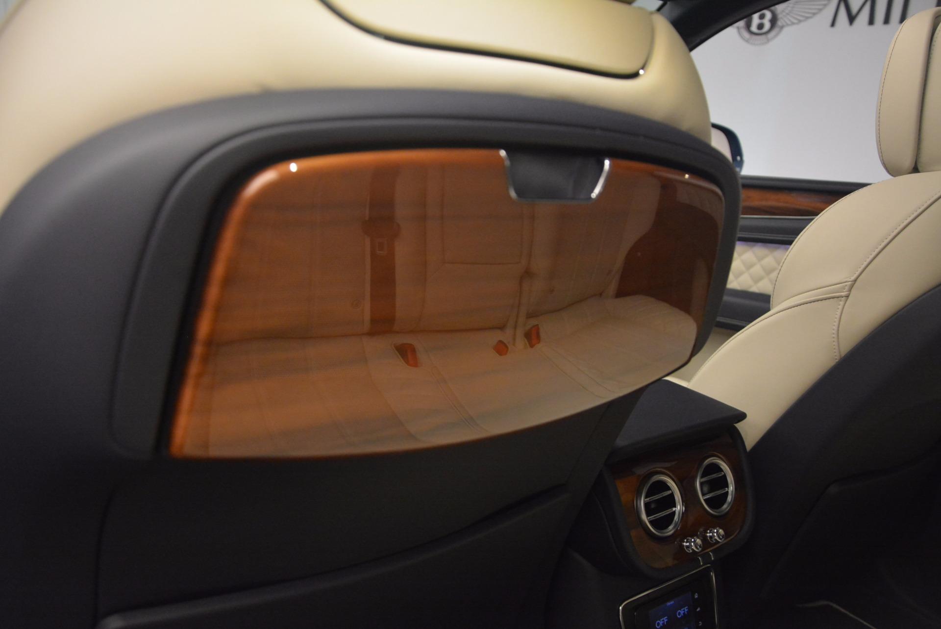 New 2018 Bentley Bentayga  For Sale In Westport, CT 1342_p38