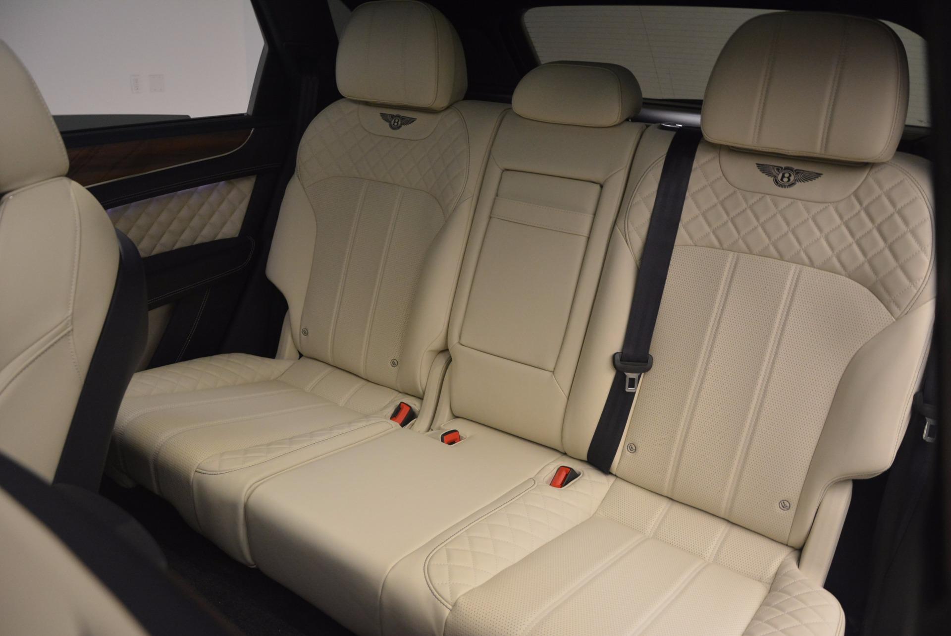 New 2018 Bentley Bentayga  For Sale In Westport, CT 1342_p40
