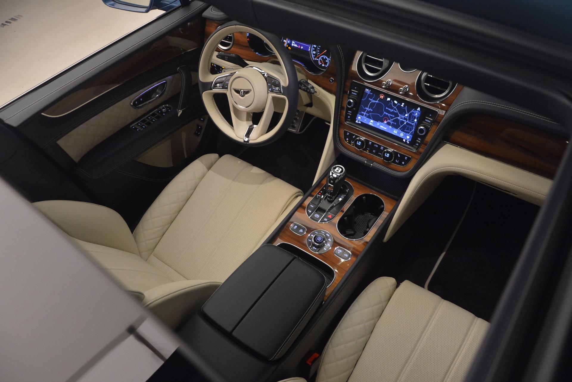 New 2018 Bentley Bentayga  For Sale In Westport, CT 1342_p41