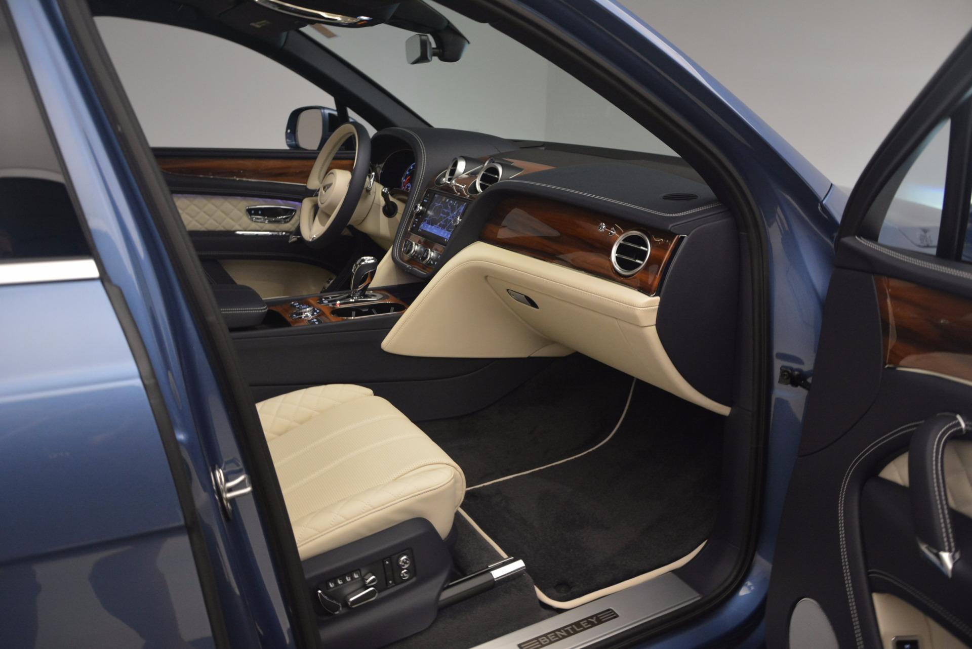 New 2018 Bentley Bentayga  For Sale In Westport, CT 1342_p43