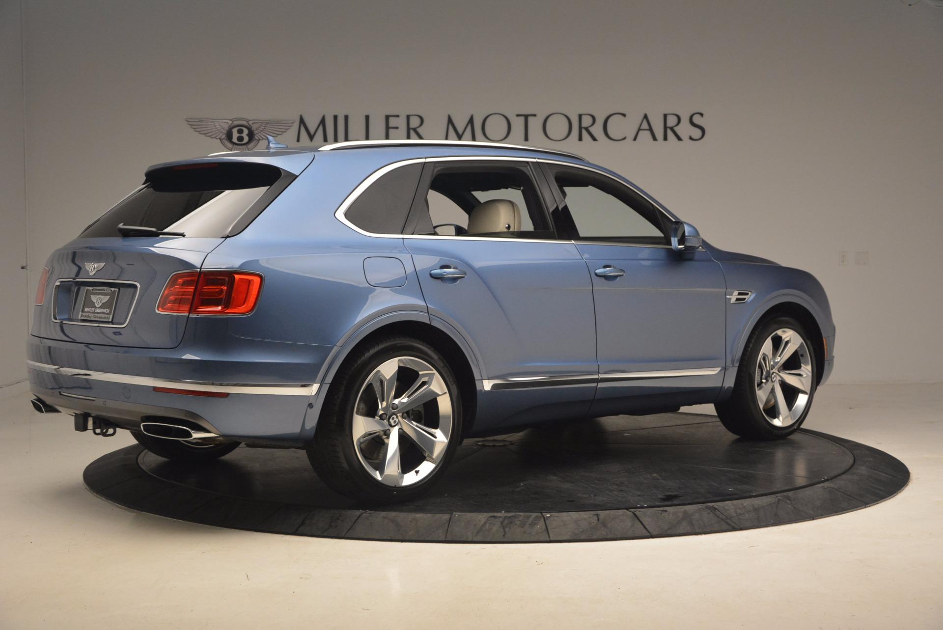 New 2018 Bentley Bentayga  For Sale In Westport, CT 1342_p8