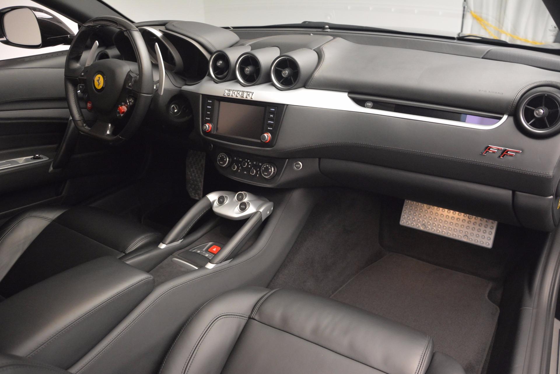 Used 2015 Ferrari FF  For Sale In Westport, CT 1343_p18