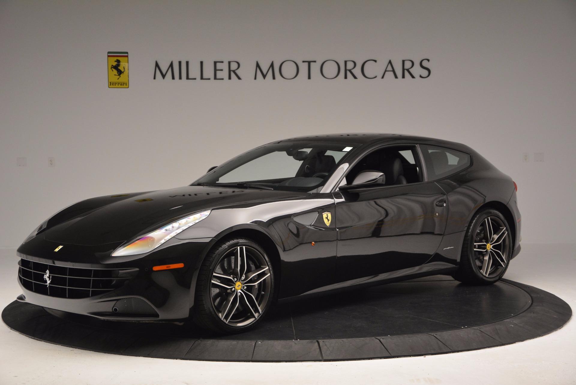 Used 2015 Ferrari FF  For Sale In Westport, CT 1343_p2