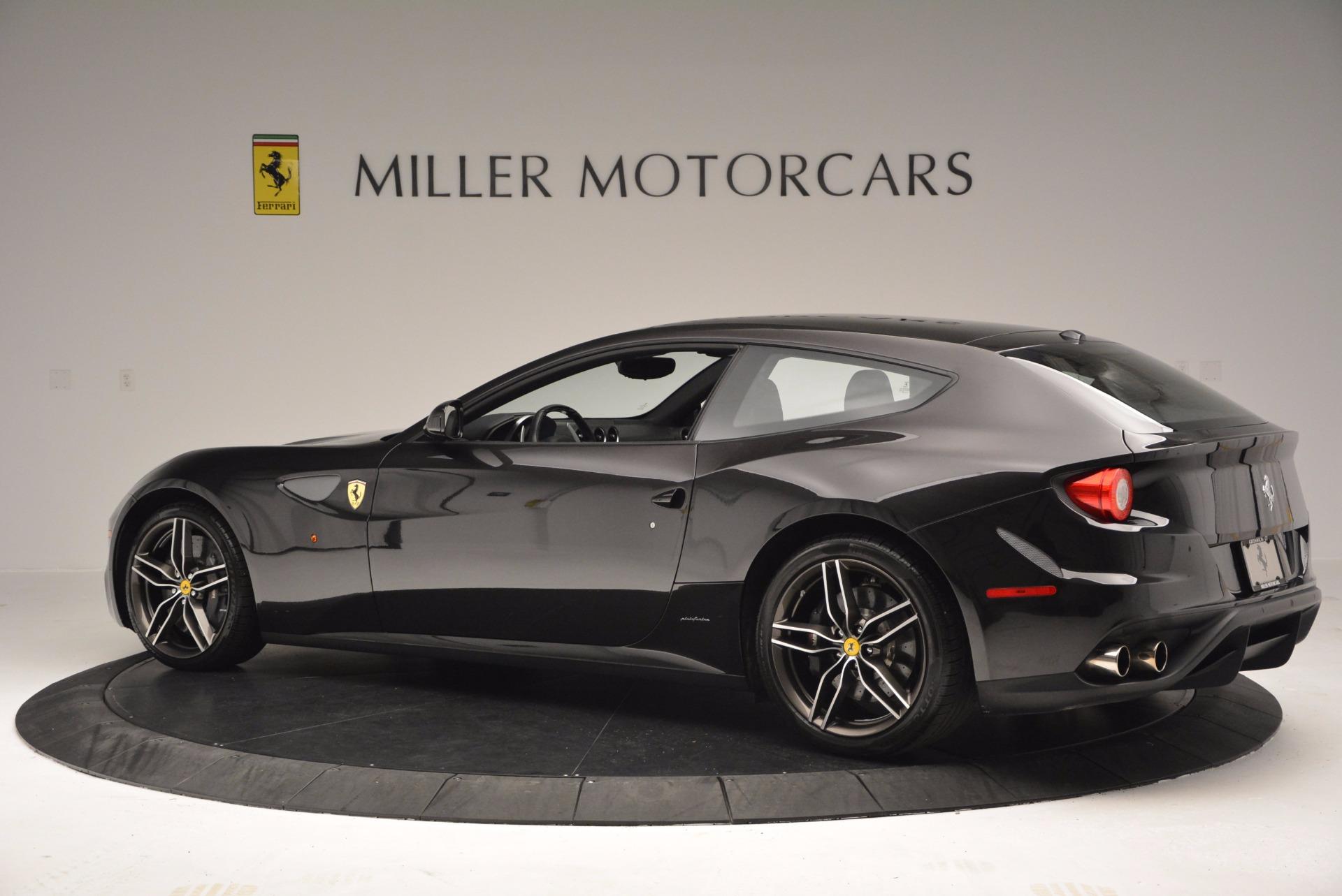 Used 2015 Ferrari FF  For Sale In Westport, CT 1343_p4