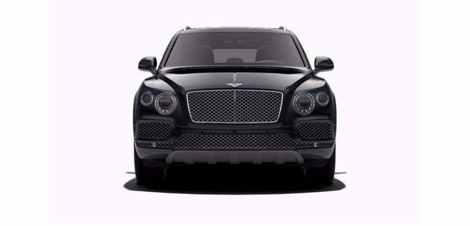 Used 2017 Bentley Bentayga W12 For Sale In Westport, CT 1345_p2