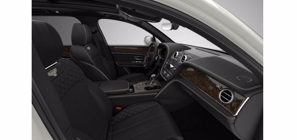 Used 2017 Bentley Bentayga W12 For Sale In Westport, CT 1346_p6
