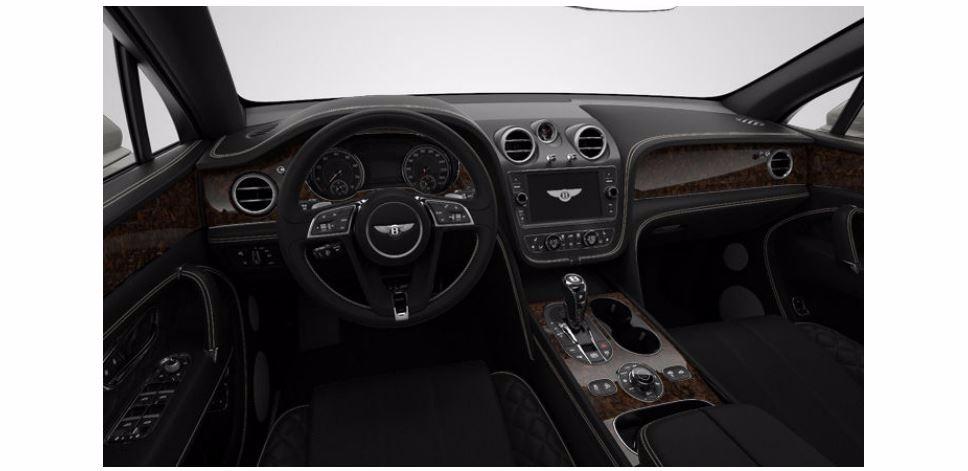 Used 2017 Bentley Bentayga W12 For Sale In Westport, CT 1346_p9