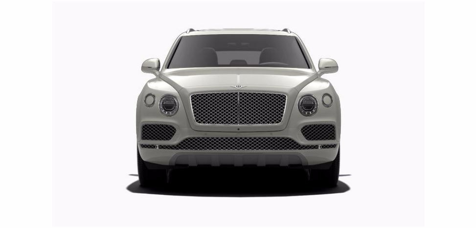 Used 2017 Bentley Bentayga W12 For Sale In Westport, CT 1348_p2