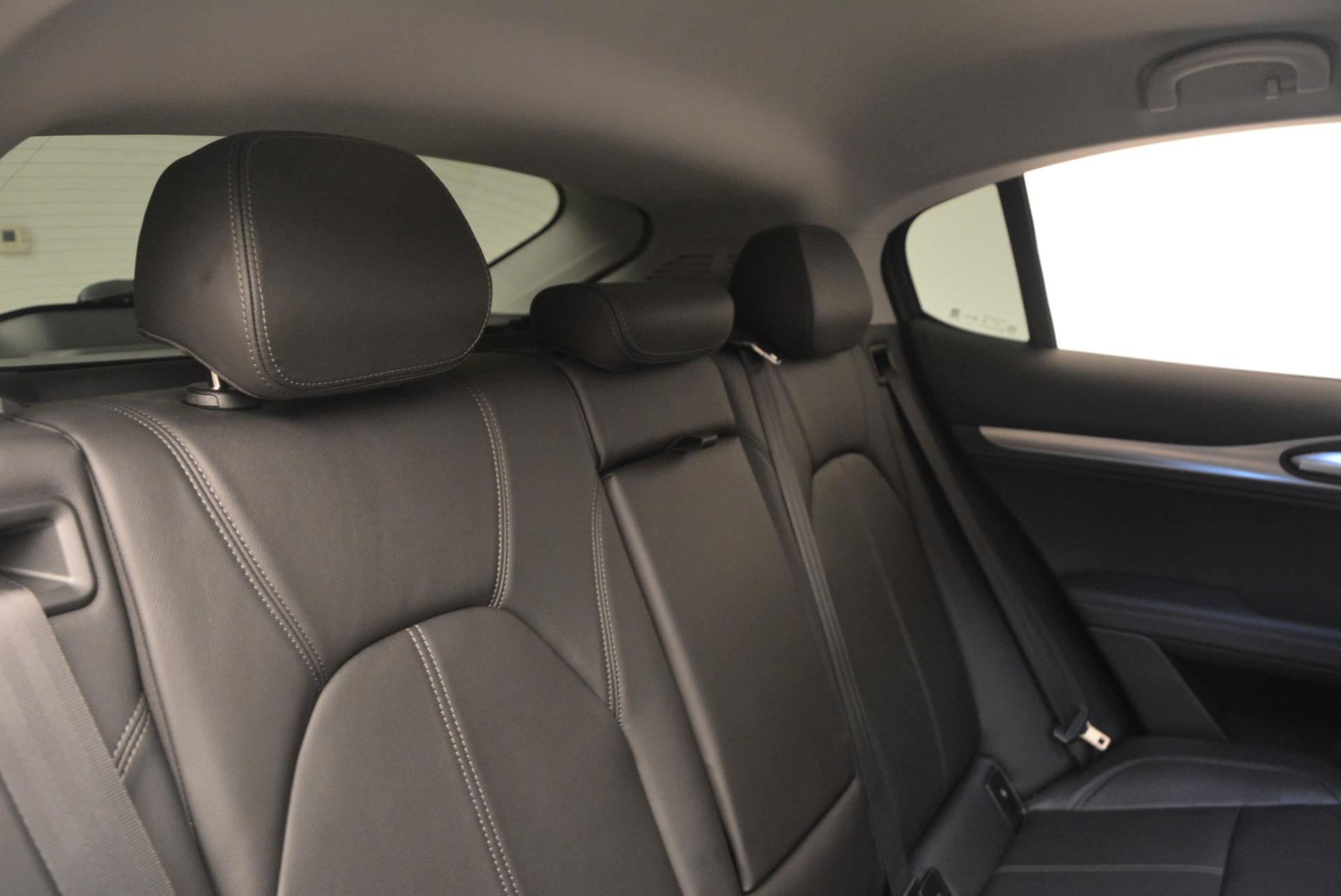 New 2018 Alfa Romeo Stelvio Q4 For Sale In Westport, CT 1349_p23