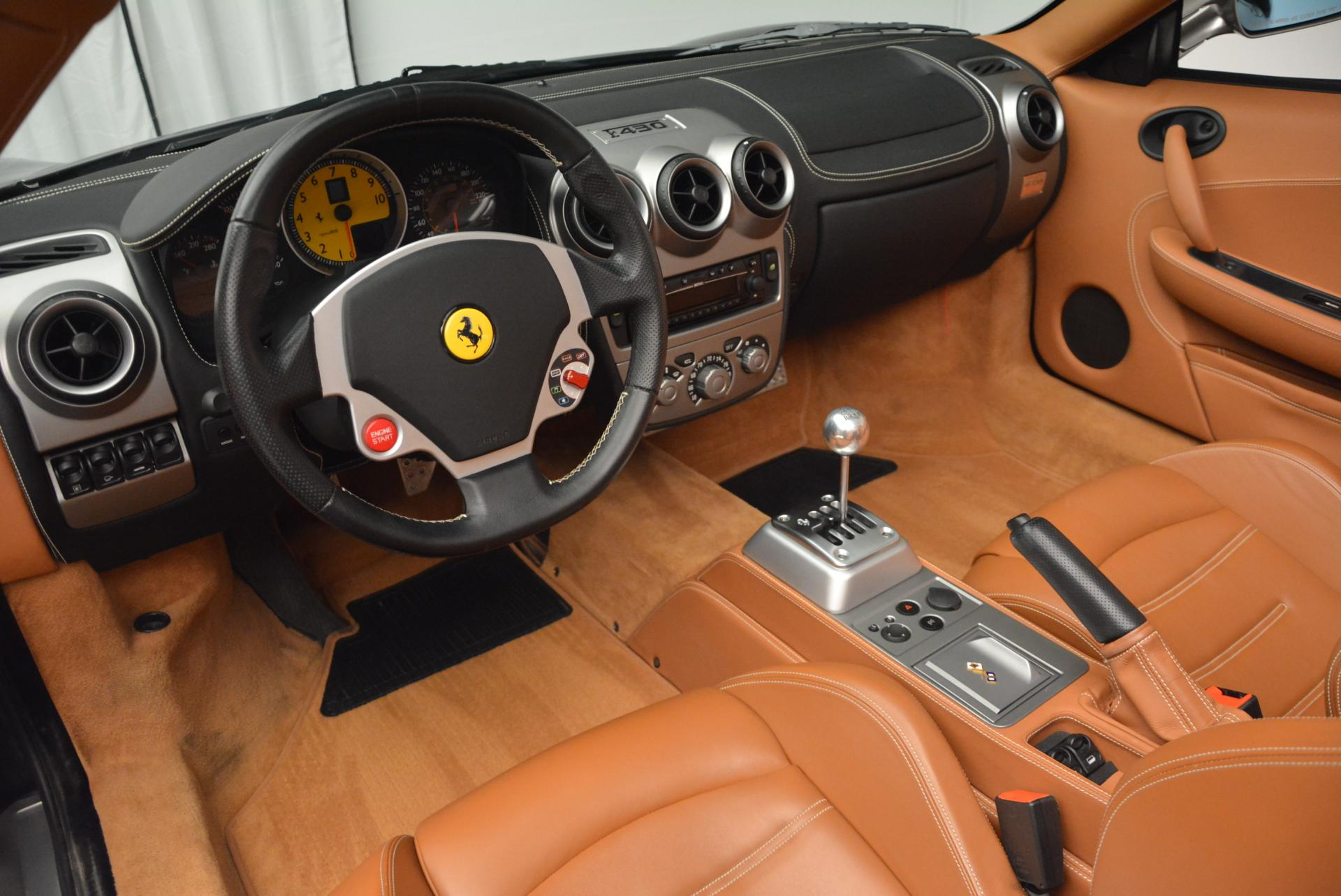 Used 2005 Ferrari F430 Spider 6-Speed Manual For Sale In Westport, CT 135_p25