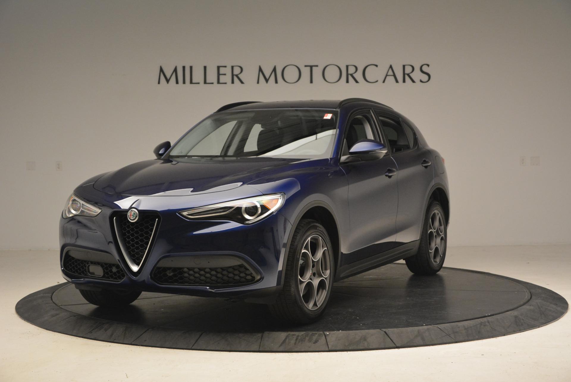 New 2018 Alfa Romeo Stelvio Sport Q4 For Sale In Westport, CT 1350_main