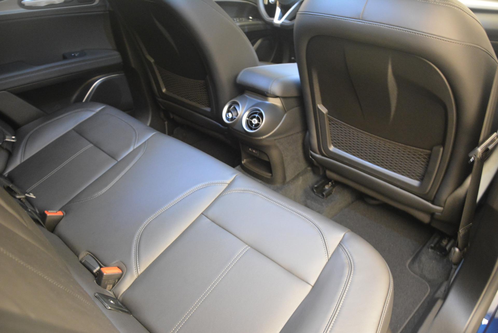 New 2018 Alfa Romeo Stelvio Sport Q4 For Sale In Westport, CT 1350_p22