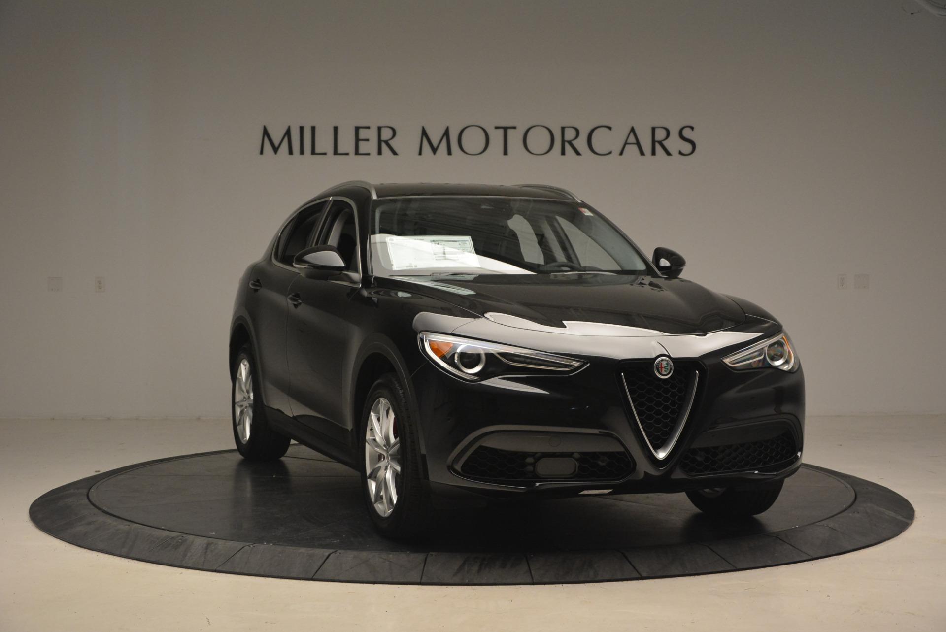 New 2018 Alfa Romeo Stelvio Ti Q4 For Sale In Westport, CT 1351_p10