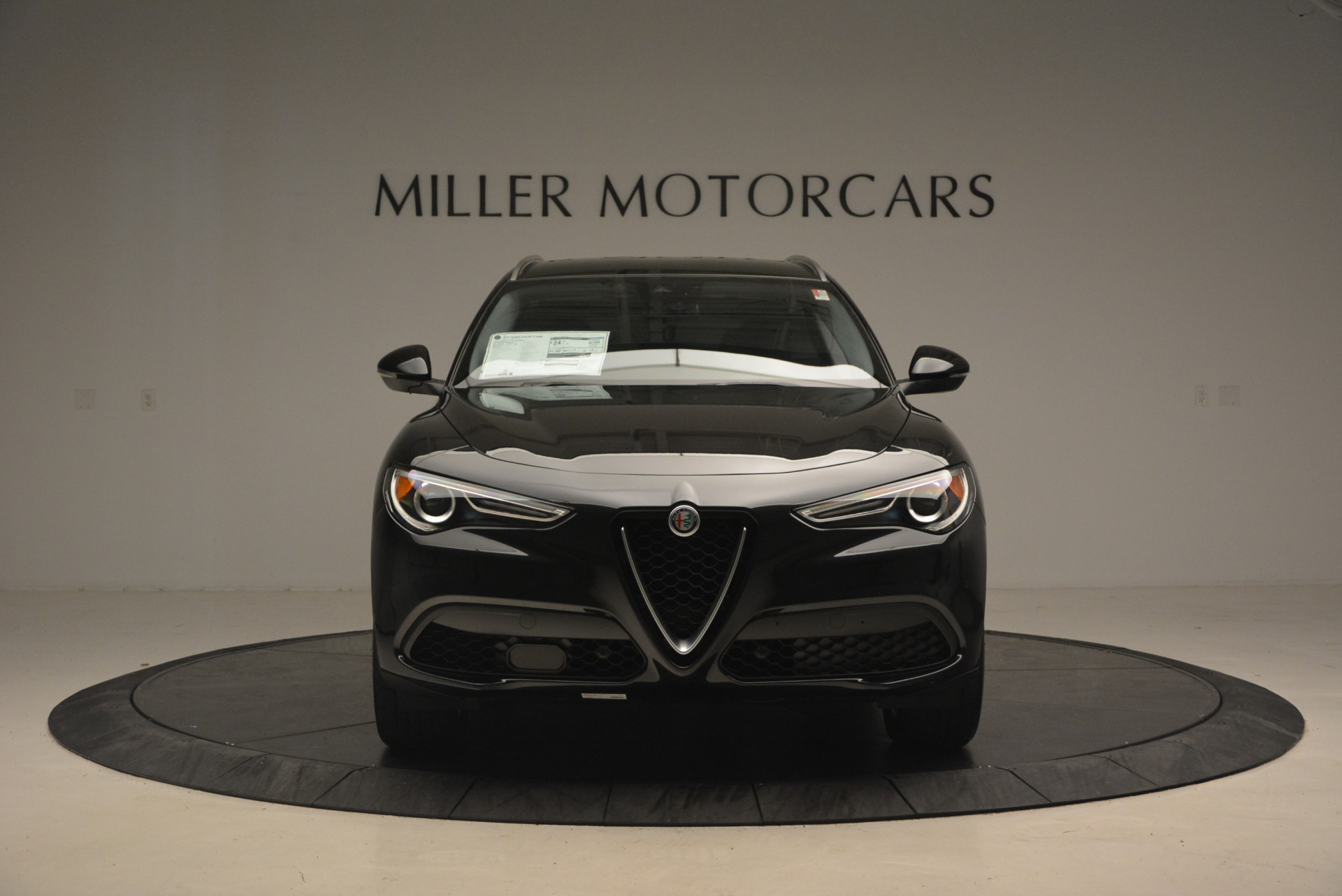New 2018 Alfa Romeo Stelvio Ti Q4 For Sale In Westport, CT 1351_p11