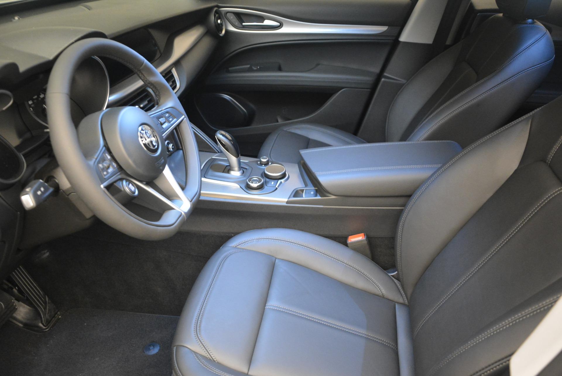 New 2018 Alfa Romeo Stelvio Ti Q4 For Sale In Westport, CT 1351_p14