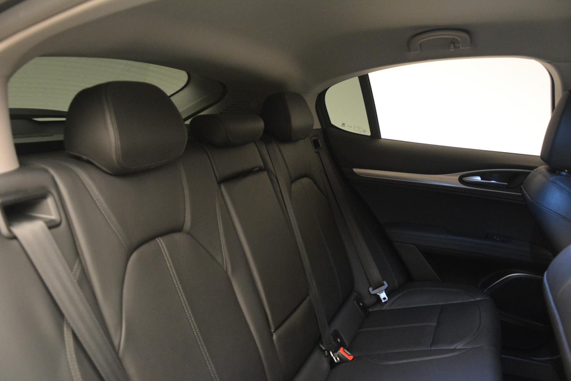 New 2018 Alfa Romeo Stelvio Ti Q4 For Sale In Westport, CT 1351_p22